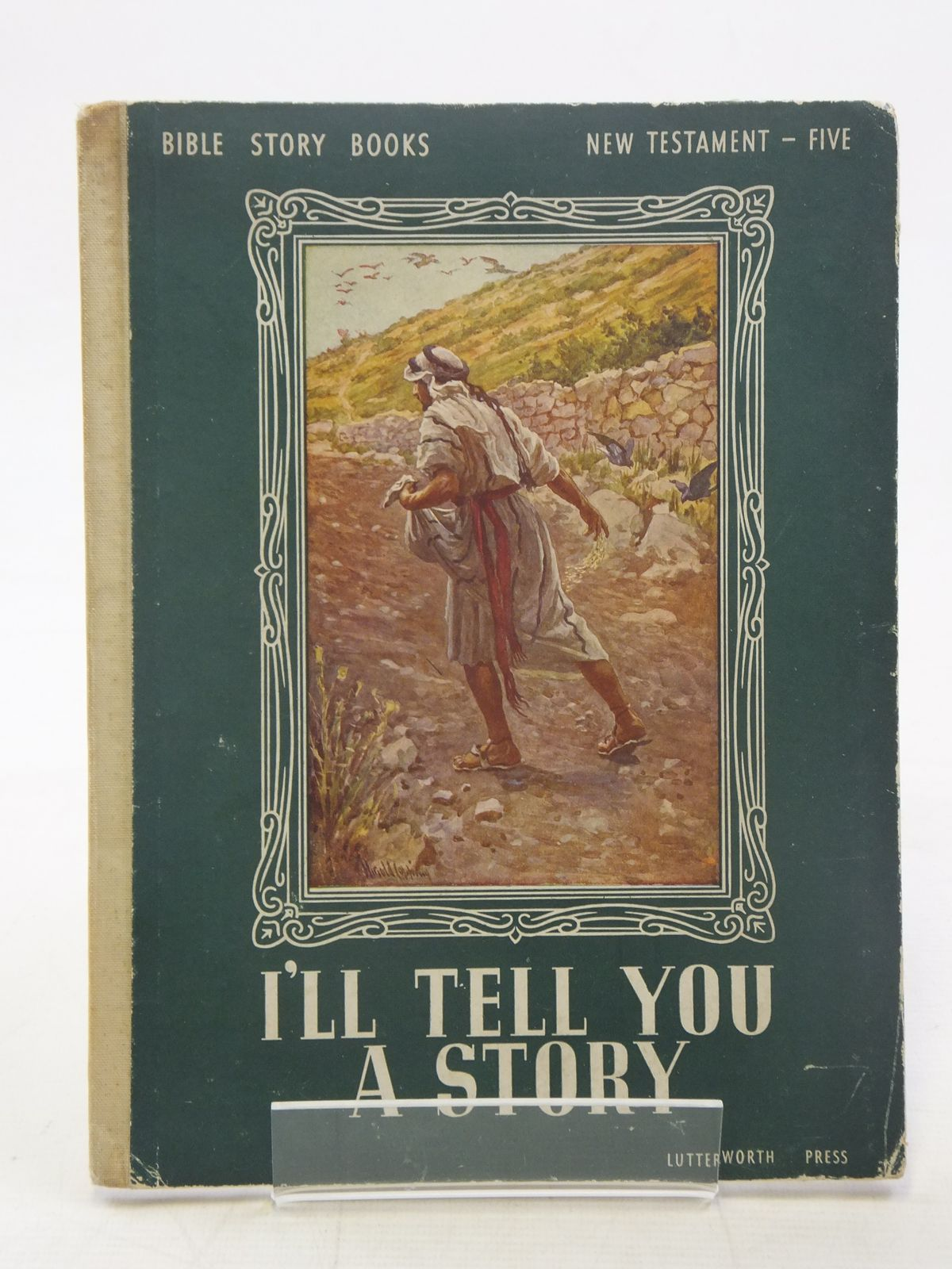 Photo of I'LL TELL YOU A STORY- Stock Number: 2117172