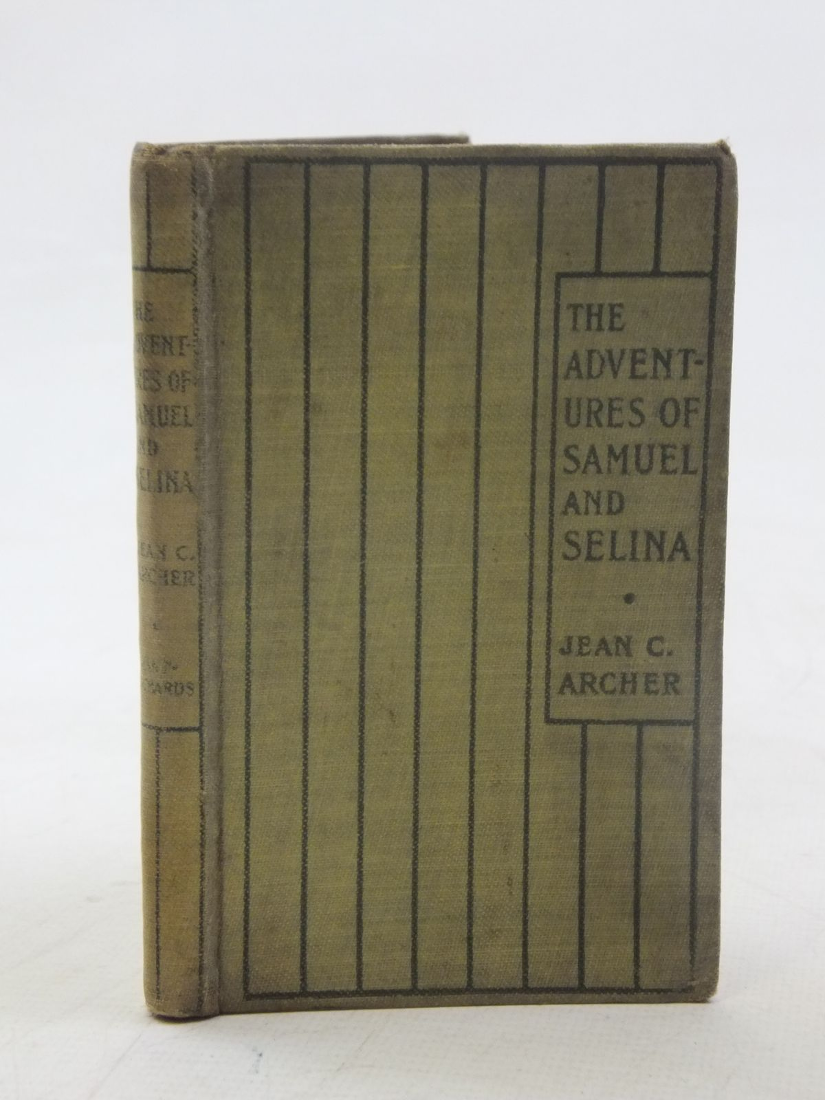 Photo of THE ADVENTURES OF SAMUEL AND SELINA written by Archer, Jean C. illustrated by Archer, Jean C. published by Grant Richards (STOCK CODE: 2117195)  for sale by Stella & Rose's Books