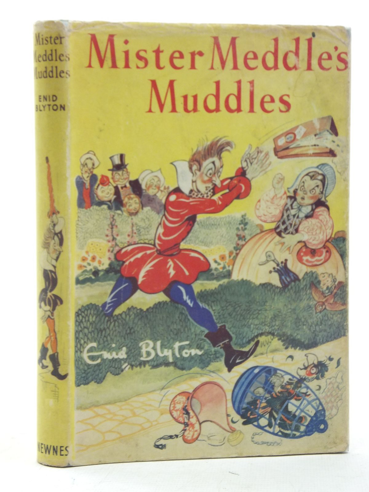 Photo of MISTER MEDDLE'S MUDDLES- Stock Number: 2117233