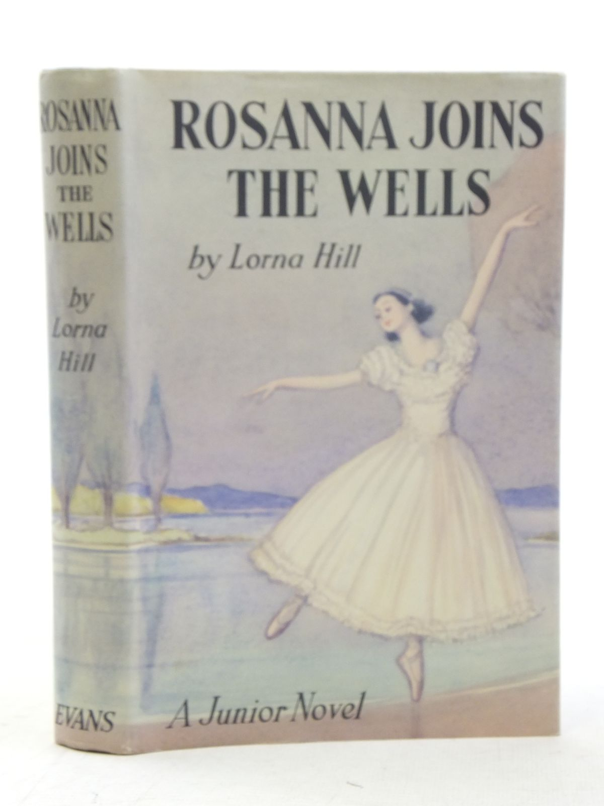 Photo of ROSANNA JOINS THE WELLS written by Hill, Lorna illustrated by Guthrie, Eve published by Evans Brothers Limited (STOCK CODE: 2117240)  for sale by Stella & Rose's Books