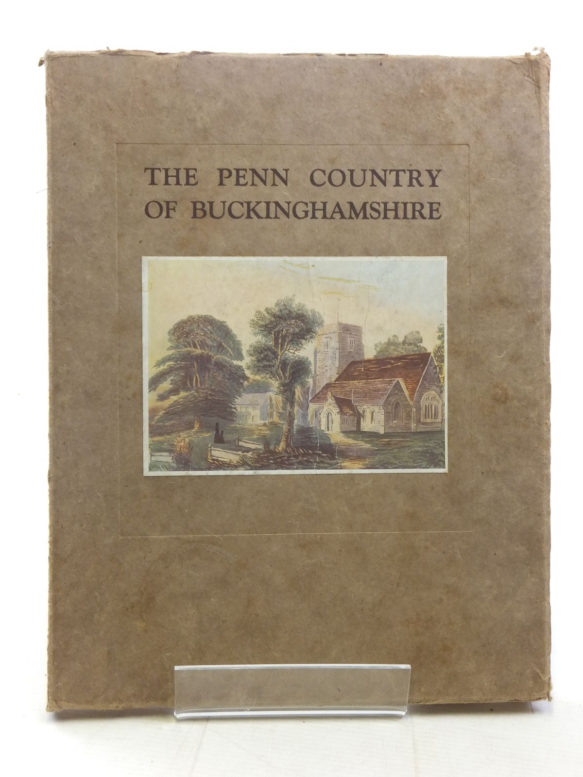 Photo of THE PENN COUNTRY OF BUCKINGHAMSHIRE published by Evans Brothers Limited (STOCK CODE: 2117277)  for sale by Stella & Rose's Books