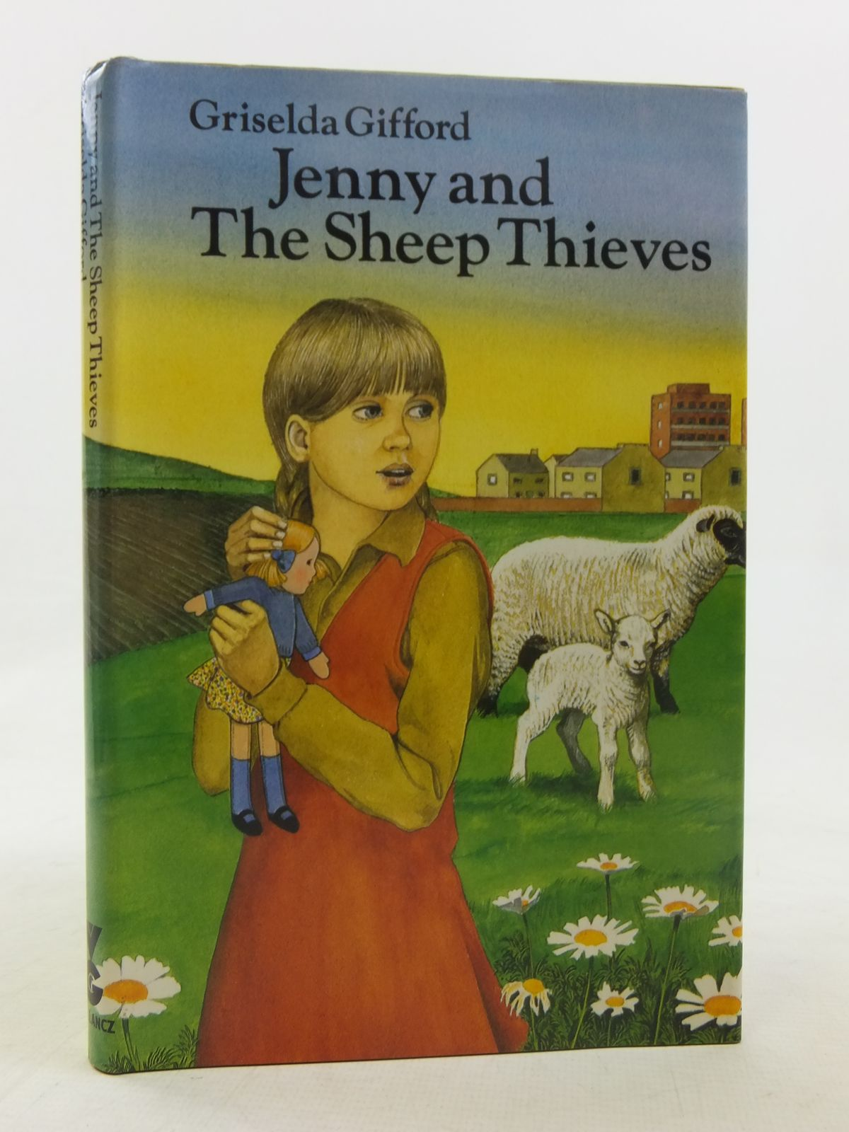 Photo of JENNY AND THE SHEEP THIEVES- Stock Number: 2117683