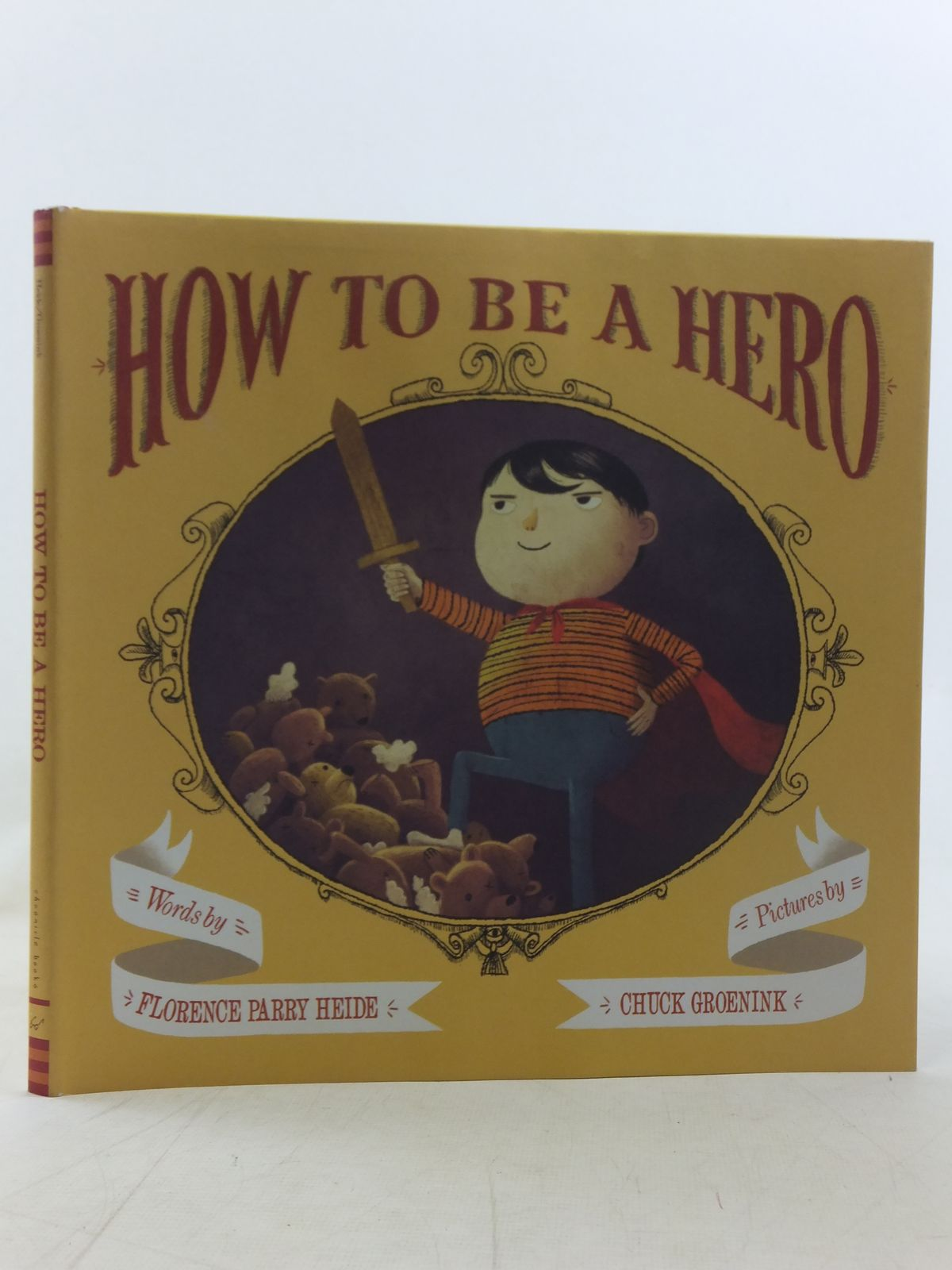 Photo of HOW TO BE A HERO- Stock Number: 2117902