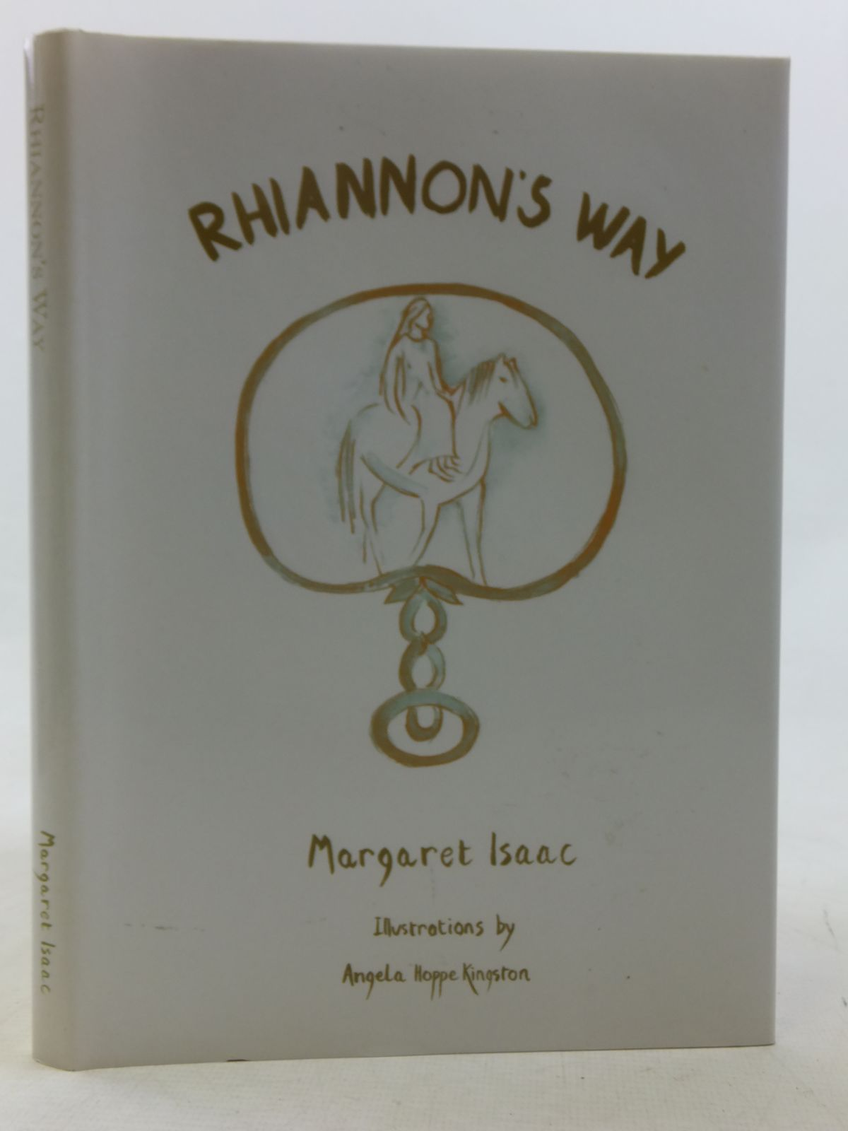 Photo of RHIANNON'S WAY written by Isaac, Margaret illustrated by Kingston, Angela Hoppe published by Apecs Press (STOCK CODE: 2117912)  for sale by Stella & Rose's Books