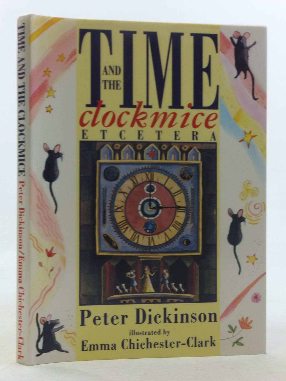Photo of TIME AND THE CLOCKMICE ETCETERA- Stock Number: 2117918
