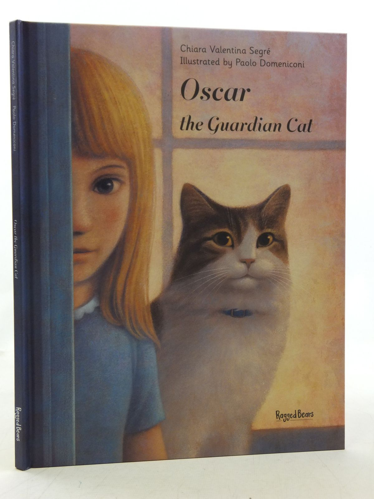 Photo of OSCAR THE GUARDIAN CAT- Stock Number: 2117940