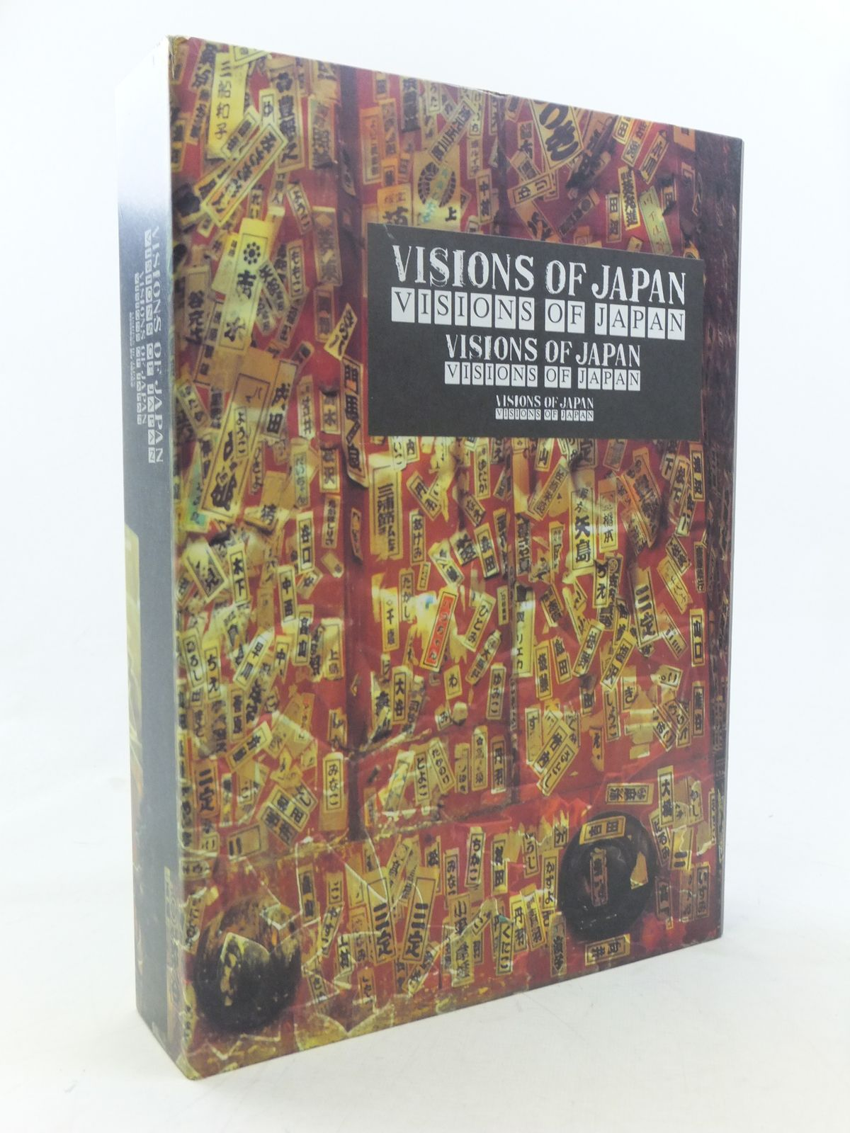 Photo of VISIONS OF JAPAN (BOXED SET) written by Isozakie, Arata Kato, Hidetoshi Hoggart, Simon Popham, Peter et al, published by Victoria & Albert Museum, The Japan Forum (STOCK CODE: 2117982)  for sale by Stella & Rose's Books