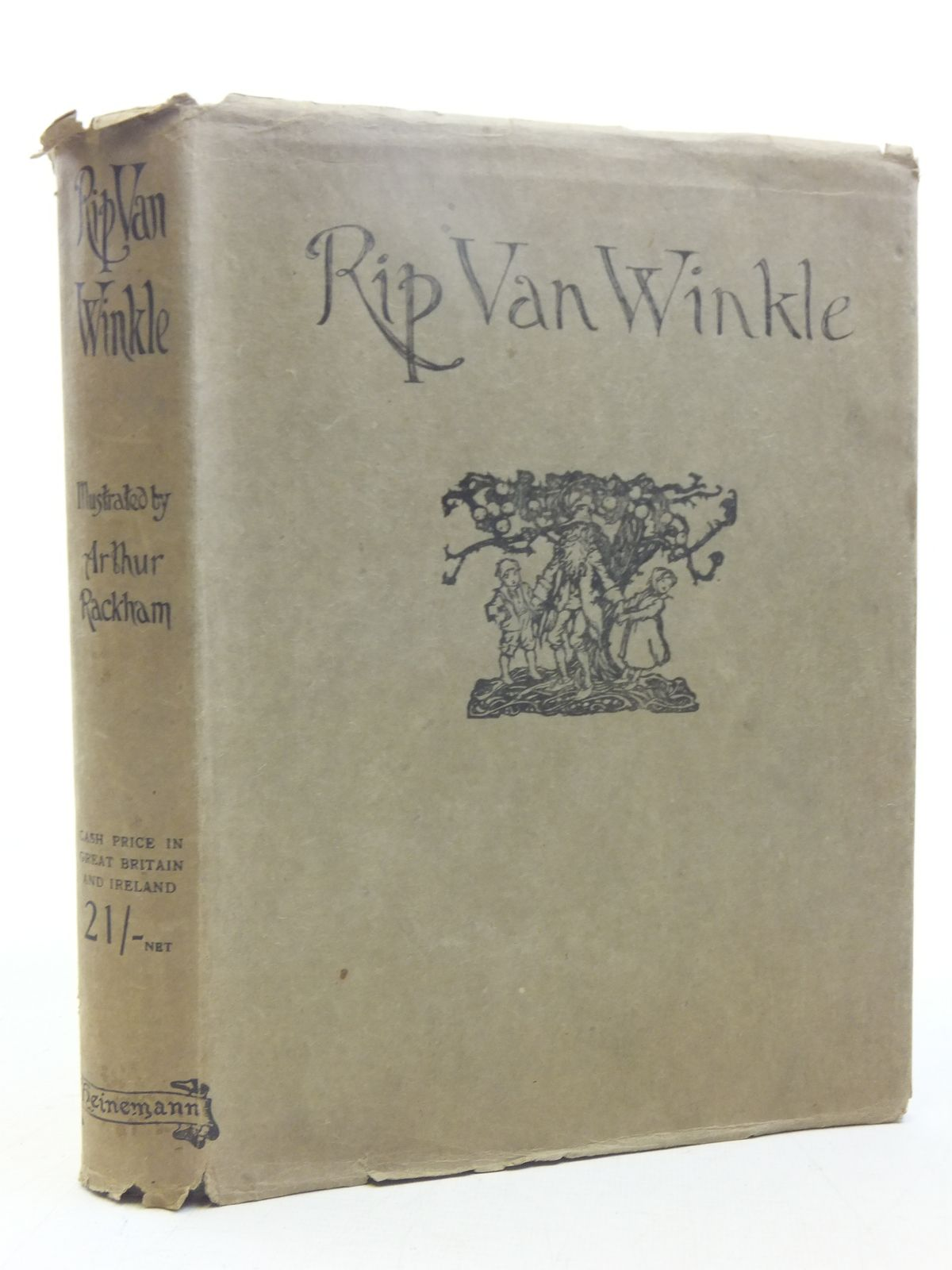 Photo of RIP VAN WINKLE- Stock Number: 2118108
