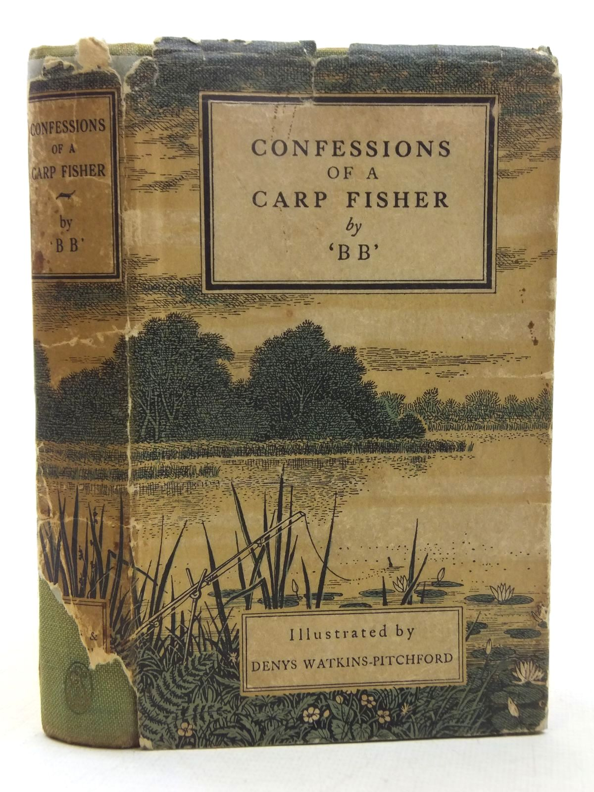 Photo of CONFESSIONS OF A CARP FISHER- Stock Number: 2118158