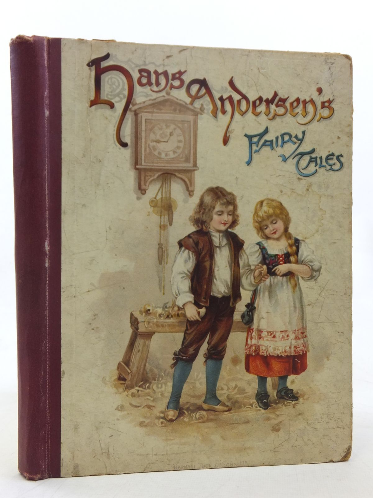 Photo of HANS ANDERSEN'S FAIRY TALES- Stock Number: 2118168