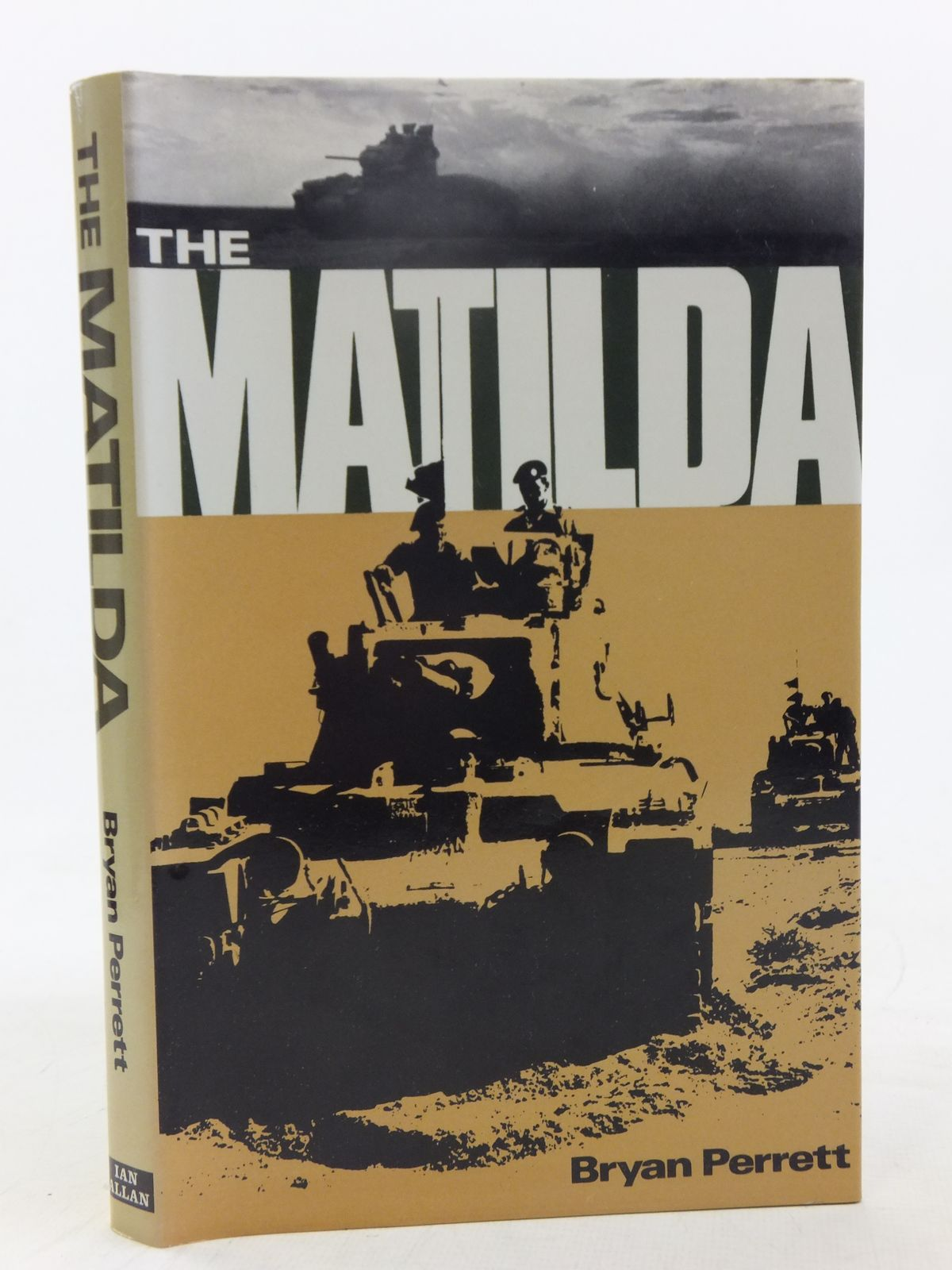 Photo of THE MATILDA written by Perrett, Bryan published by Ian Allan (STOCK CODE: 2118179)  for sale by Stella & Rose's Books
