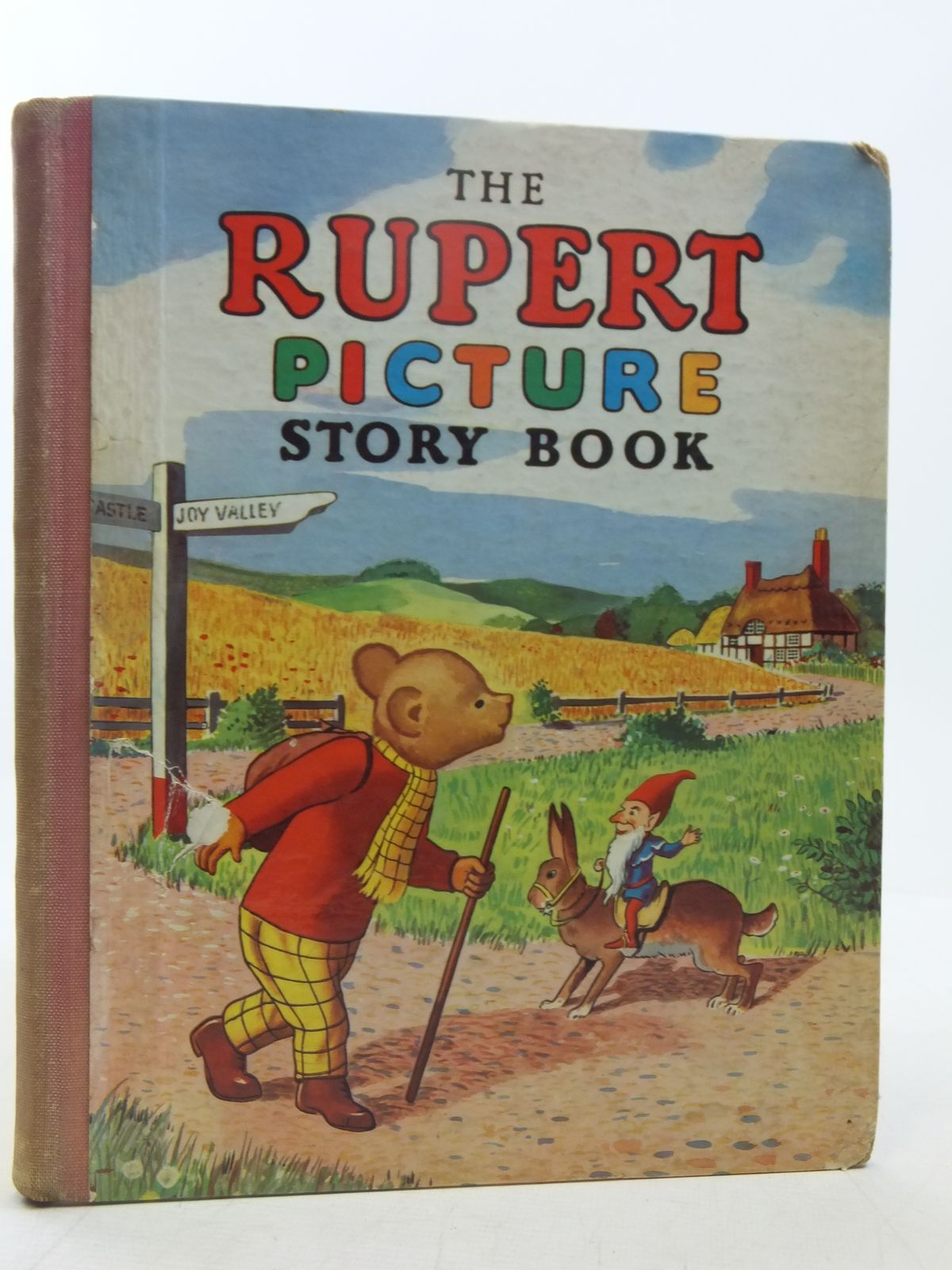 Photo of THE RUPERT PICTURE STORY BOOK- Stock Number: 2118348