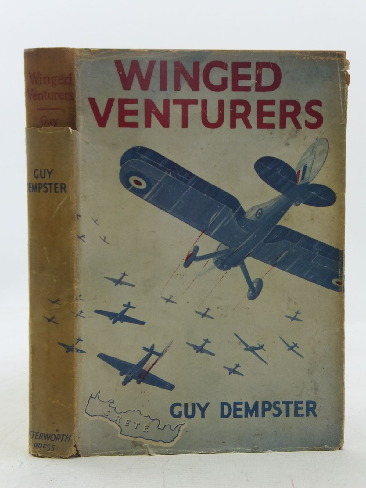 Photo of WINGED VENTURERS- Stock Number: 2118379