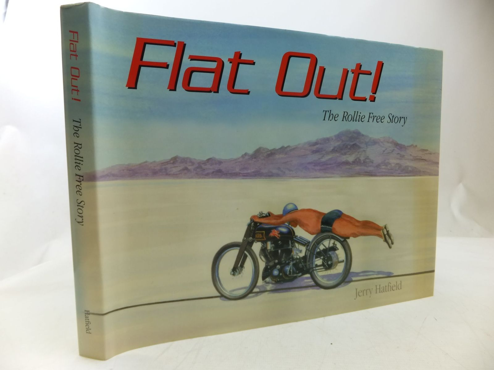 Photo of FLAT OUT! THE ROLLIE FREE STORY- Stock Number: 2118405