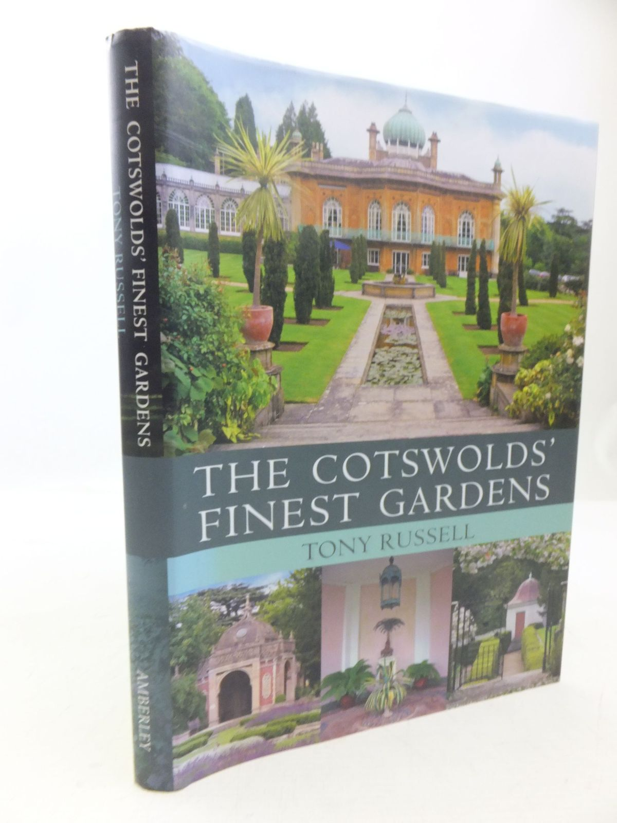 Photo of THE COTSWOLDS' FINEST GARDENS written by Russell, Tony published by Amberley (STOCK CODE: 2118469)  for sale by Stella & Rose's Books