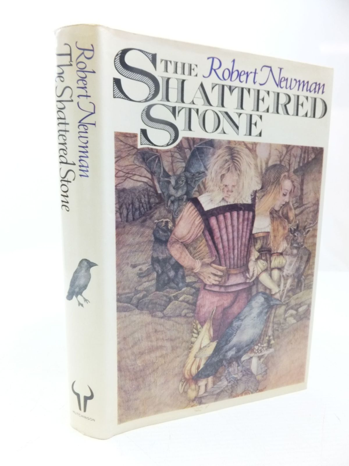 Photo of THE SHATTERED STONE written by Newman, Robert published by Hutchinson of London (STOCK CODE: 2118484)  for sale by Stella & Rose's Books