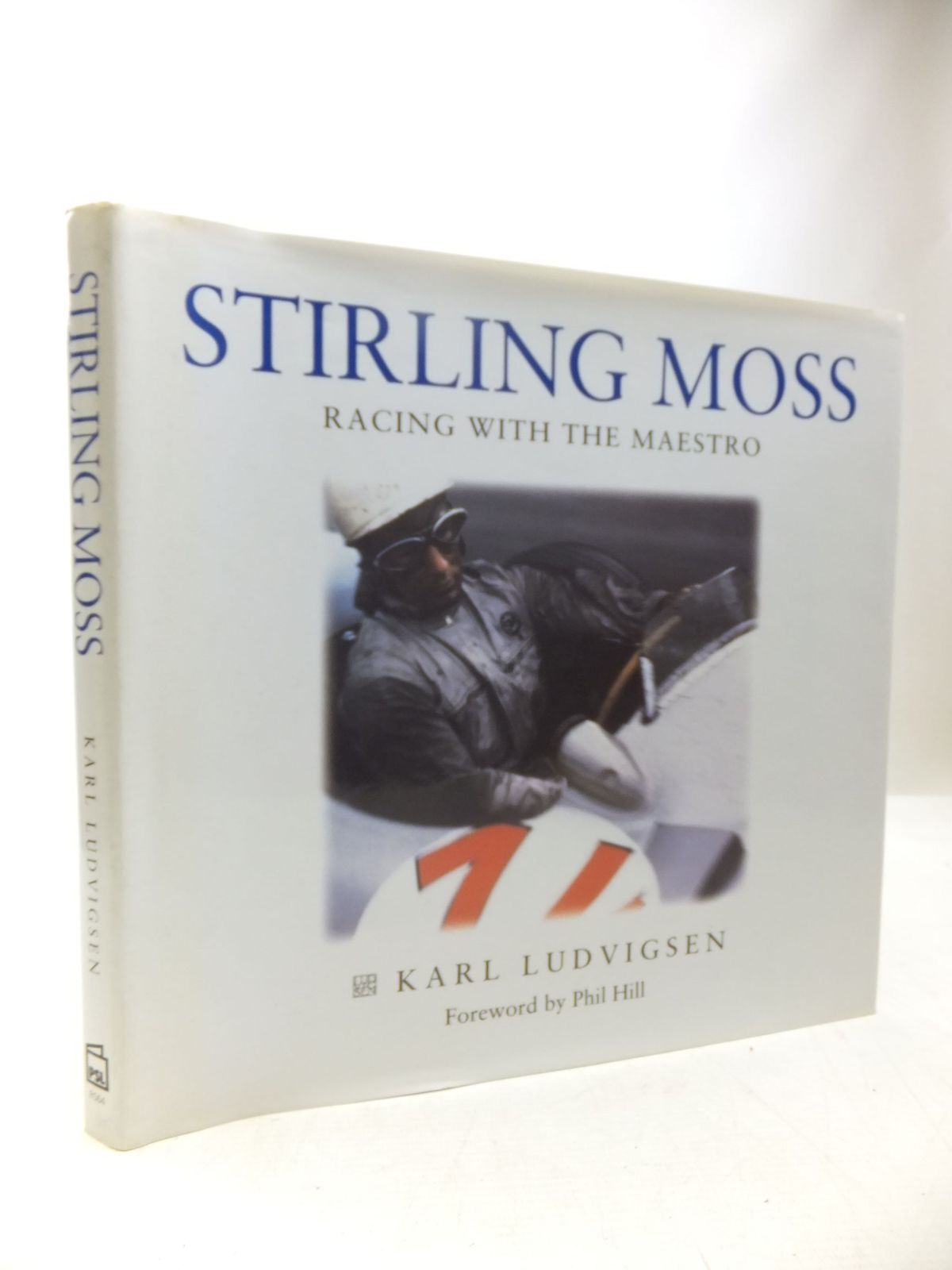 Photo of STIRLING MOSS RACING WITH THE MAESTRO- Stock Number: 2118508