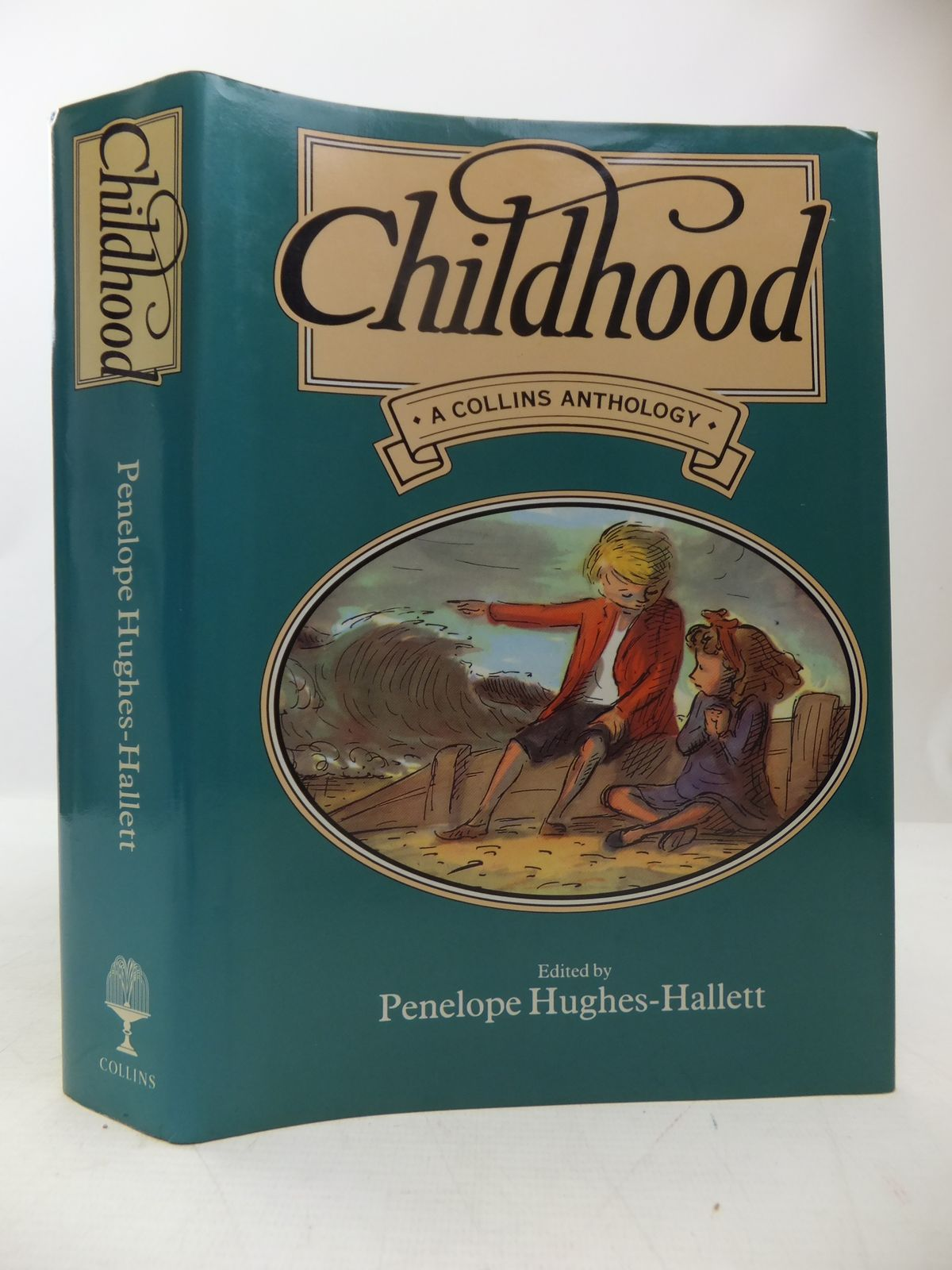 Photo of CHILDHOOD A COLLINS ANTHOLOGY written by Hughes-Hallett, Penelope et al, published by Collins (STOCK CODE: 2118548)  for sale by Stella & Rose's Books