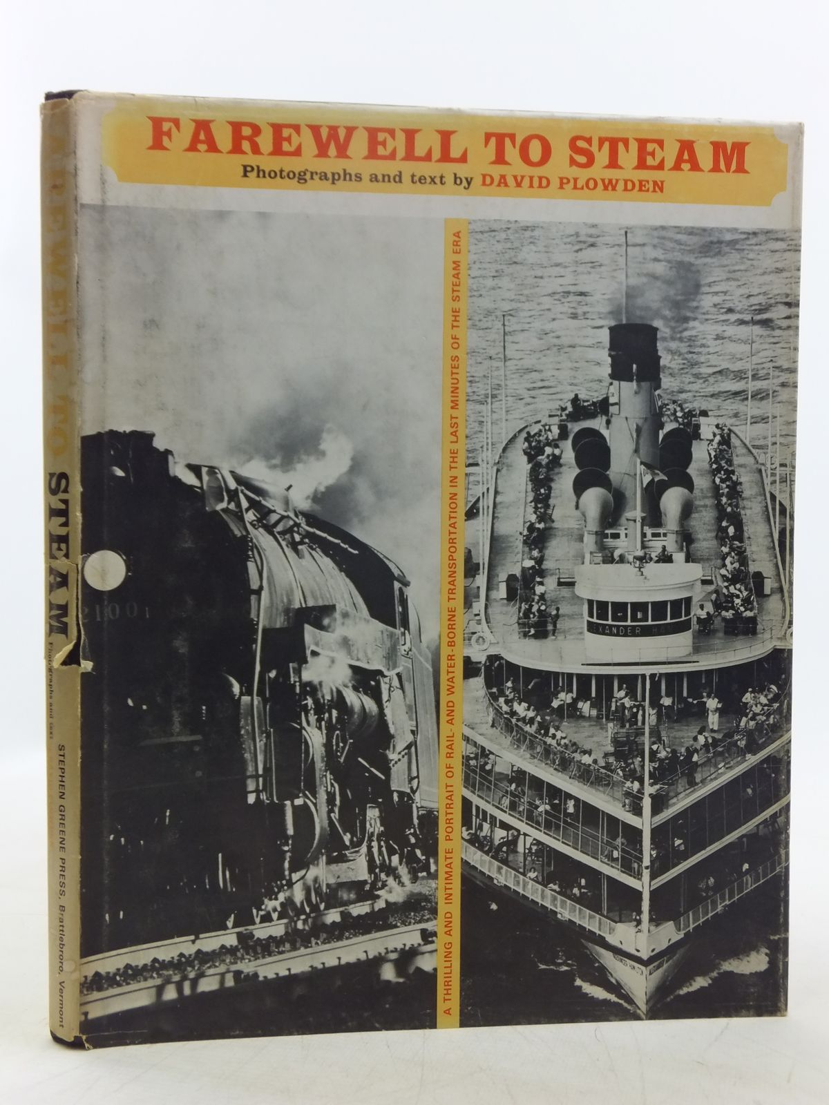 Photo of FAREWELL TO STEAM- Stock Number: 2118674