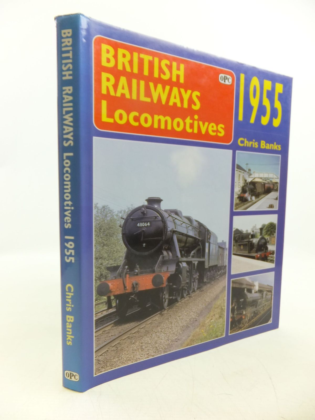 Photo of BRITISH RAILWAY LOCOMOTIVES 1955- Stock Number: 2118688