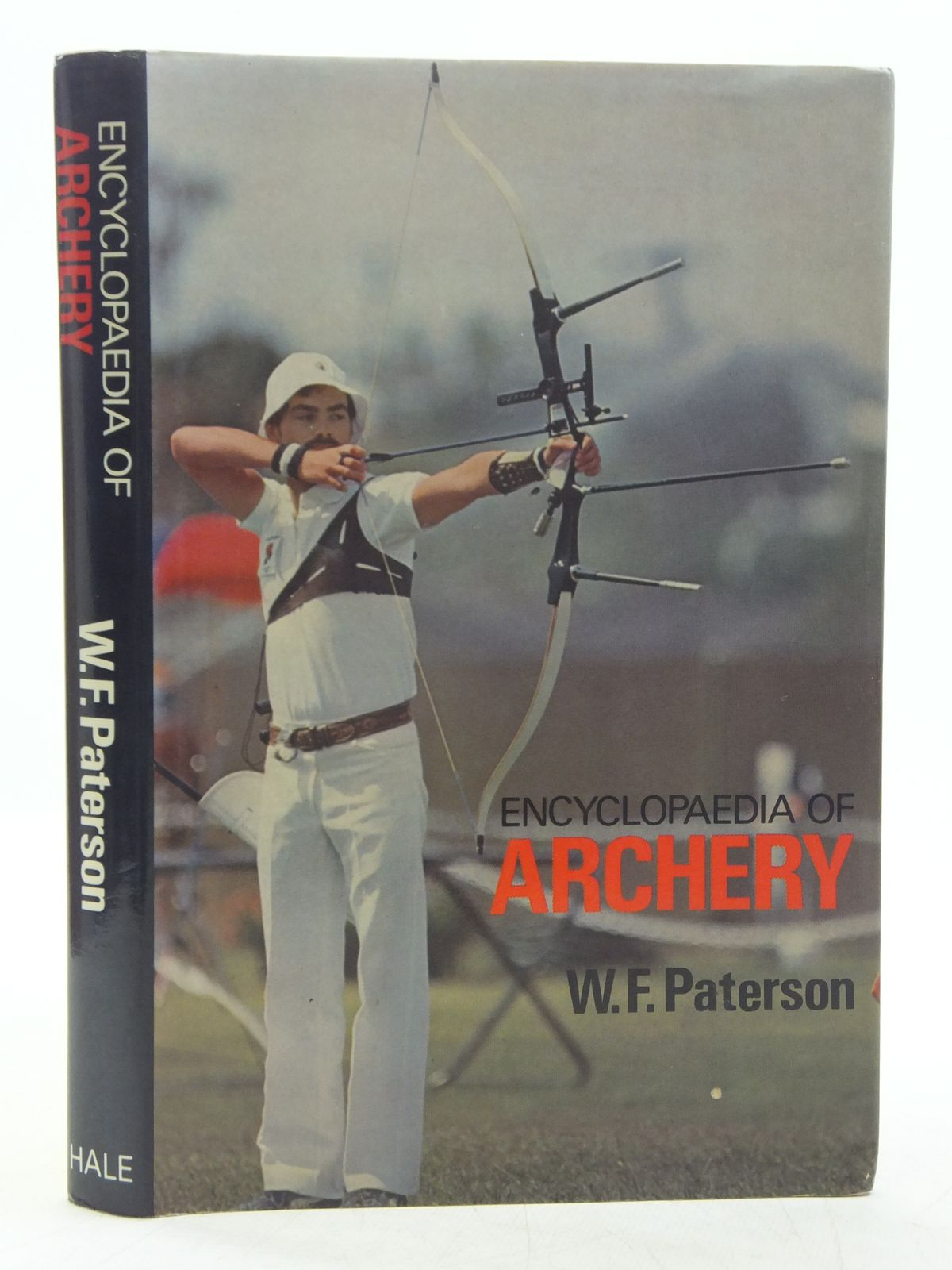 Photo of ENCYCLOPAEDIA OF ARCHERY- Stock Number: 2118756