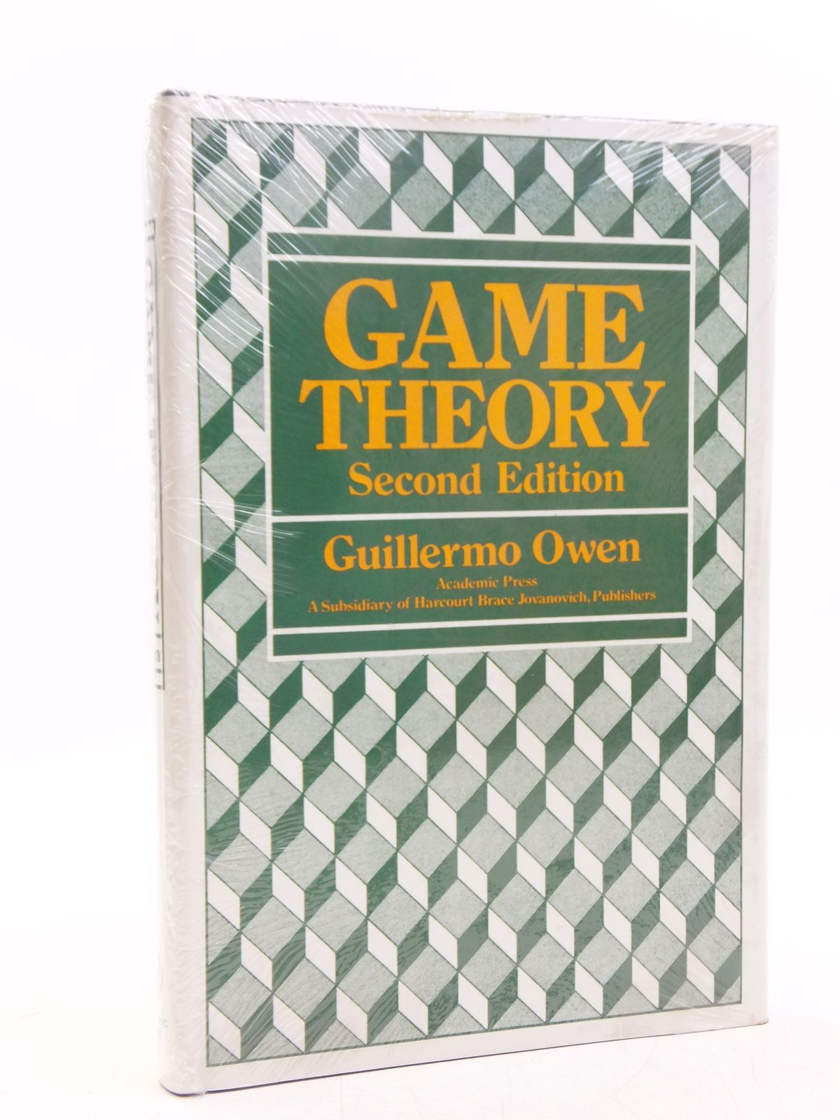 Photo of GAME THEORY- Stock Number: 2118867