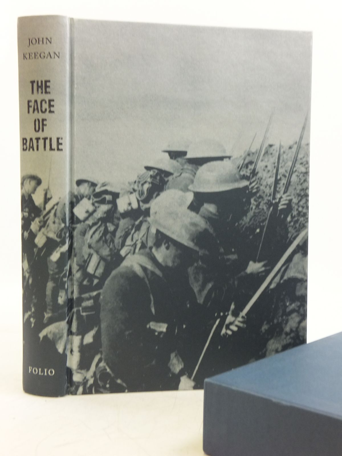Photo of THE FACE OF BATTLE written by Keegan, John published by Folio Society (STOCK CODE: 2118901)  for sale by Stella & Rose's Books