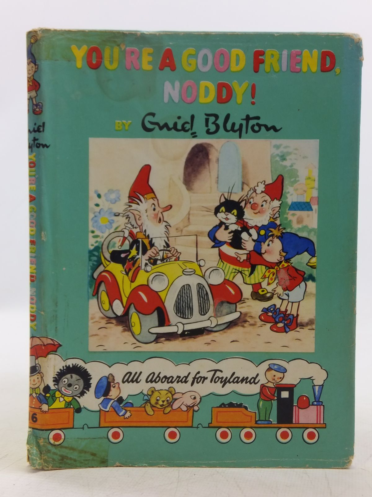 Photo of YOU'RE A GOOD FRIEND NODDY!- Stock Number: 2118926