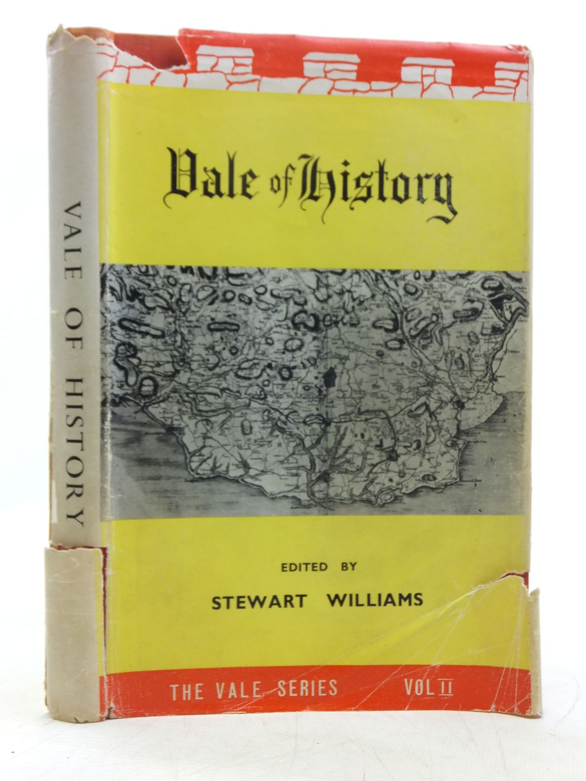 Photo of VALE OF HISTORY written by Williams, Stewart published by Stewart Williams (STOCK CODE: 2118930)  for sale by Stella & Rose's Books