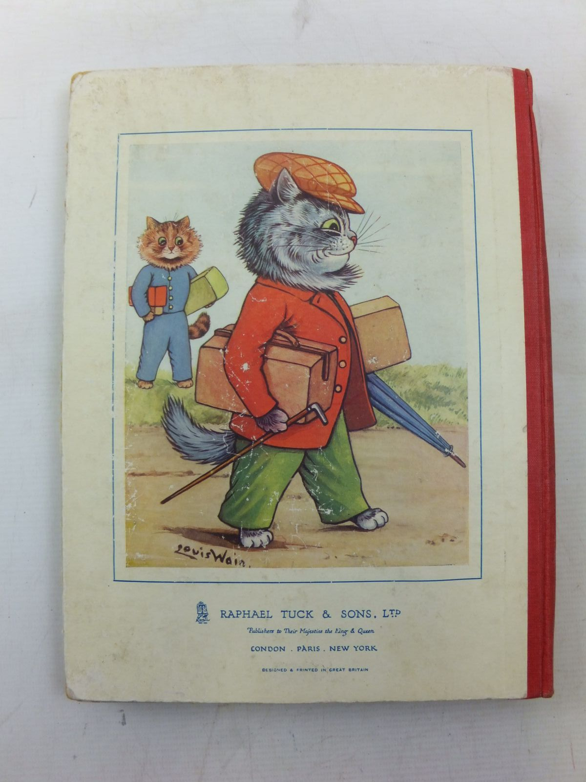 Photo of SUCH FUN written by Gale, Norman Floyd, Grace C. et al, illustrated by Wain, Louis published by Raphael Tuck & Sons Ltd. (STOCK CODE: 2119056)  for sale by Stella & Rose's Books