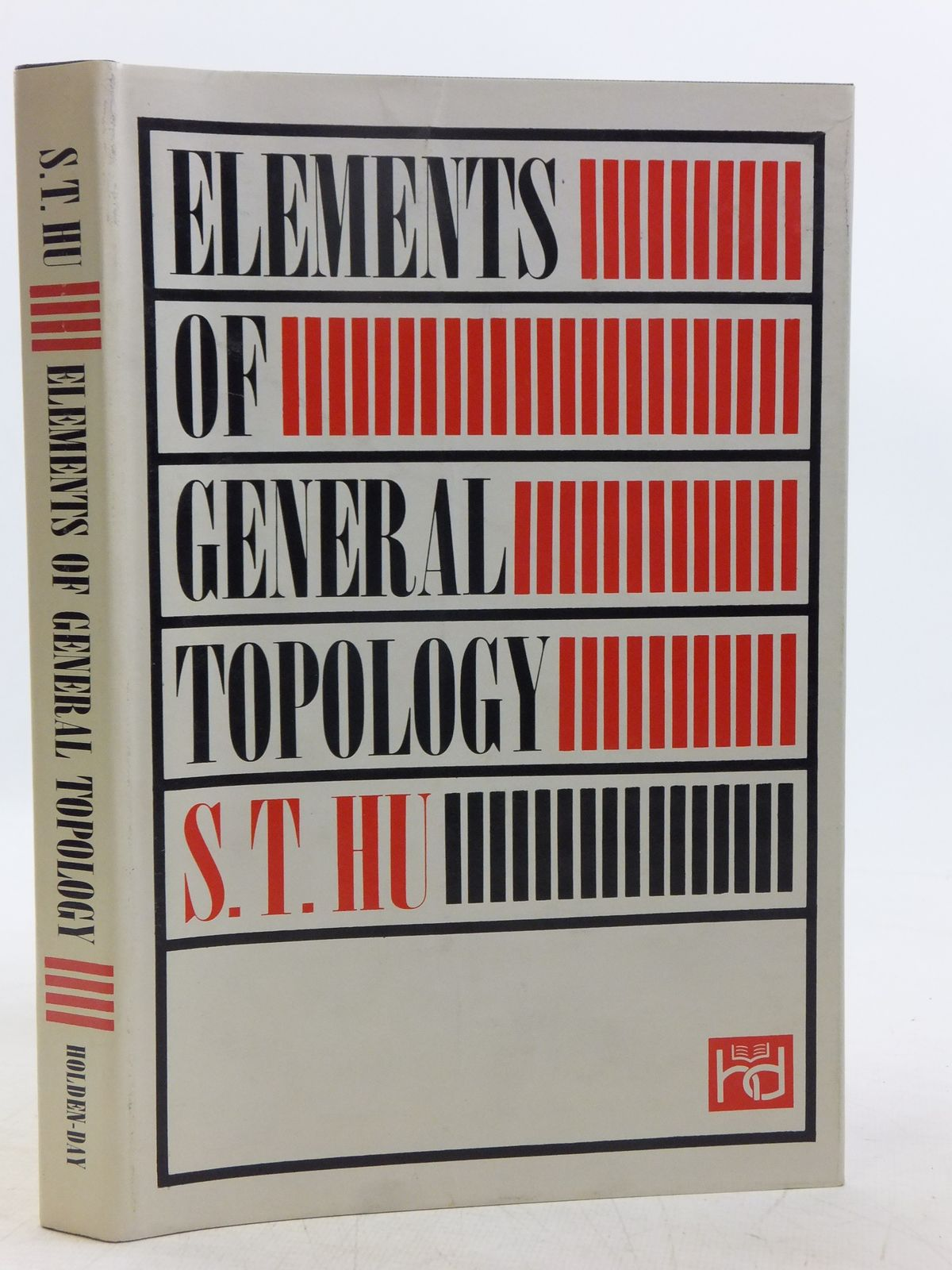 Photo of ELEMENTS OF GENERAL TOPOLOGY written by Hu, Sze-Tsen published by Holden-Day (STOCK CODE: 2119130)  for sale by Stella & Rose's Books
