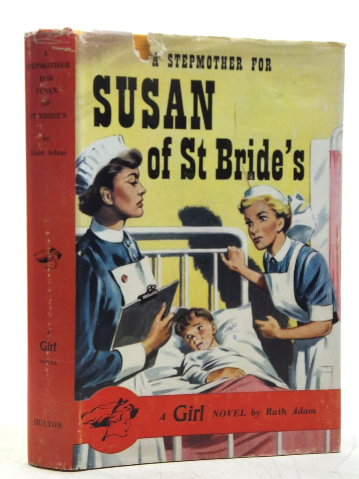 Photo of A STEPMOTHER FOR SUSAN OF ST. BRIDE'S written by Adam, Ruth published by Hulton Press (STOCK CODE: 2119177)  for sale by Stella & Rose's Books