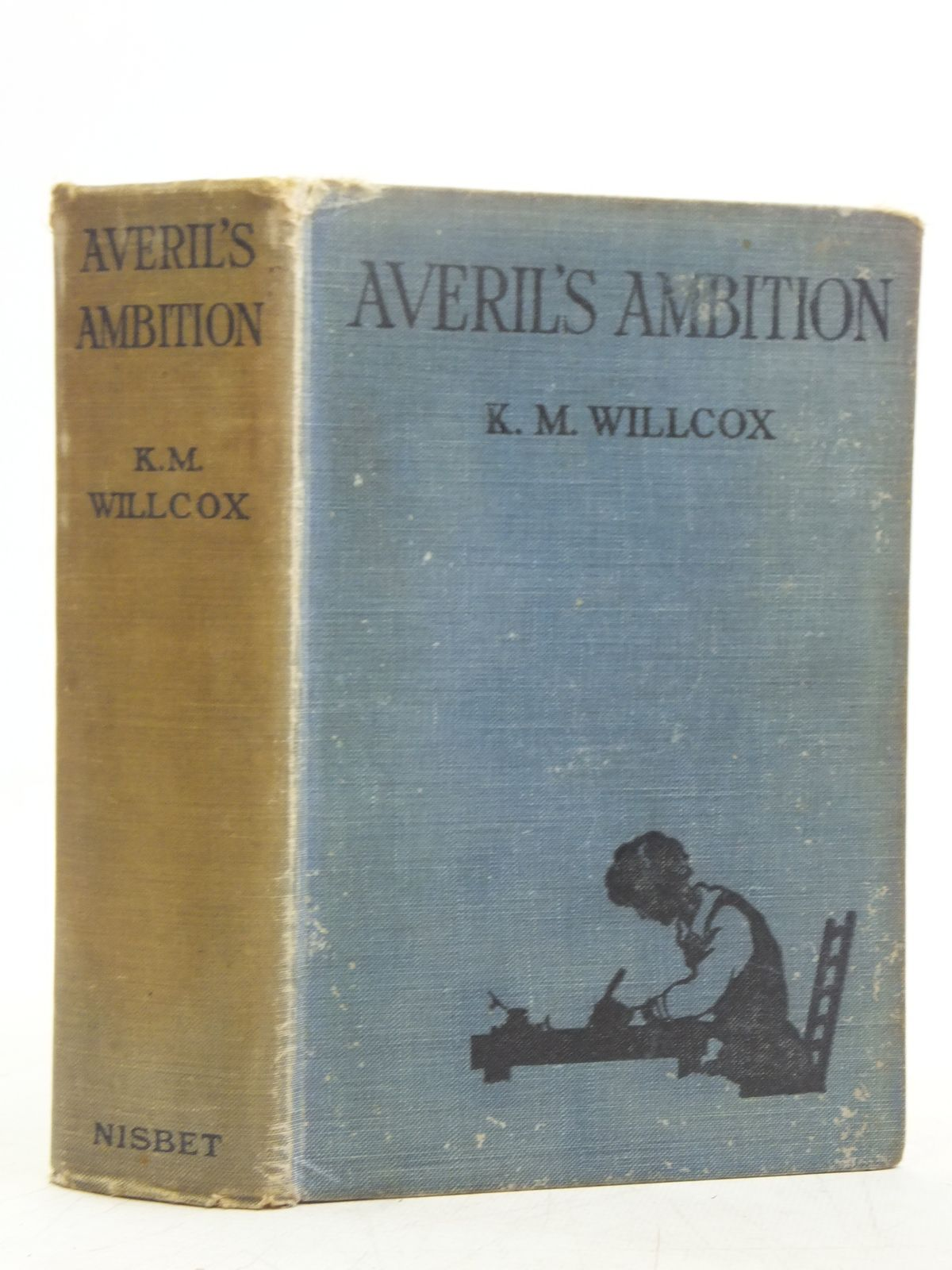 Photo of AVERIL'S AMBITION written by Willcox, K.M. published by Nisbet & Co. Ltd. (STOCK CODE: 2119192)  for sale by Stella & Rose's Books