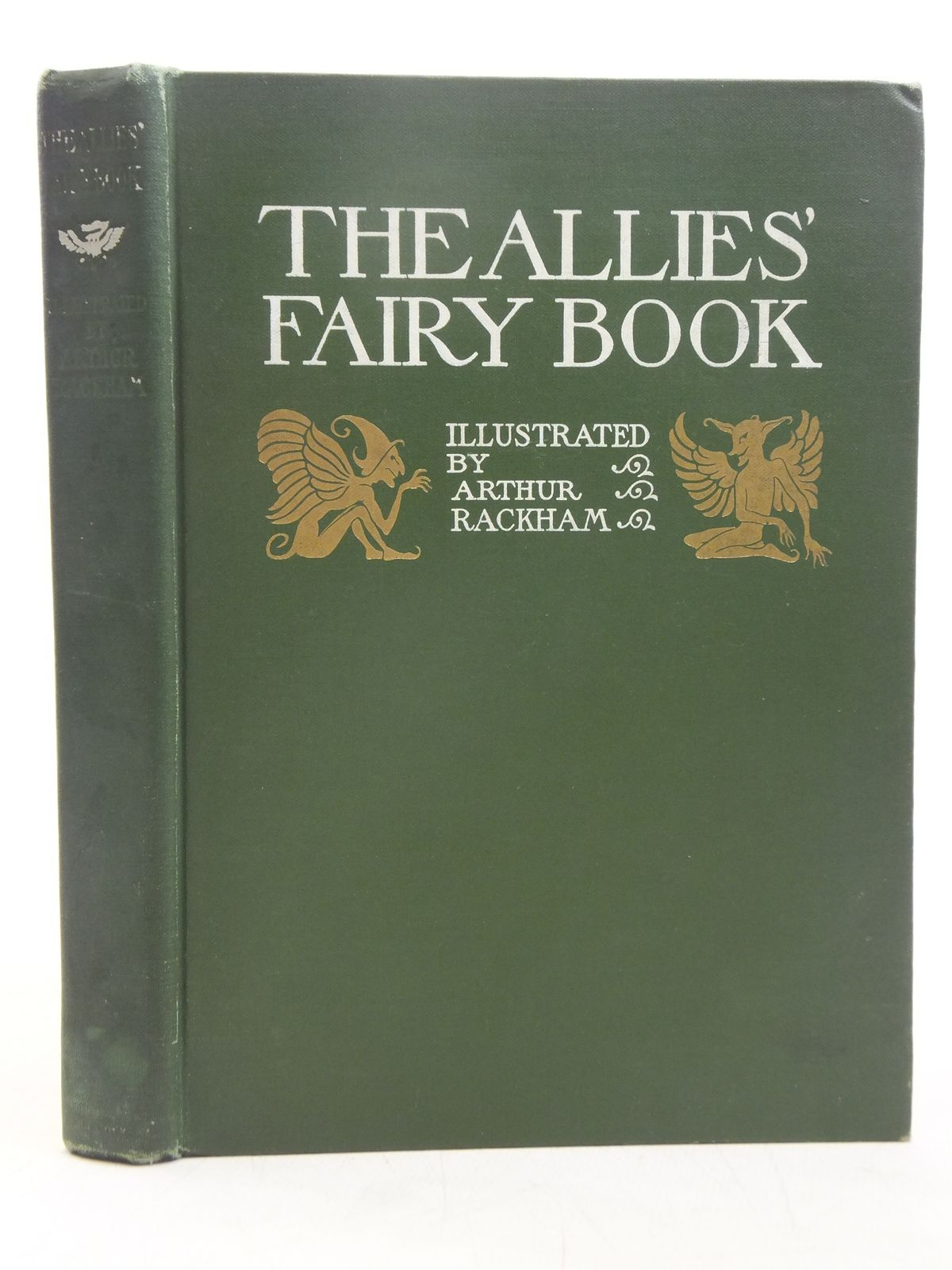 Photo of THE ALLIES' FAIRY BOOK- Stock Number: 2119197