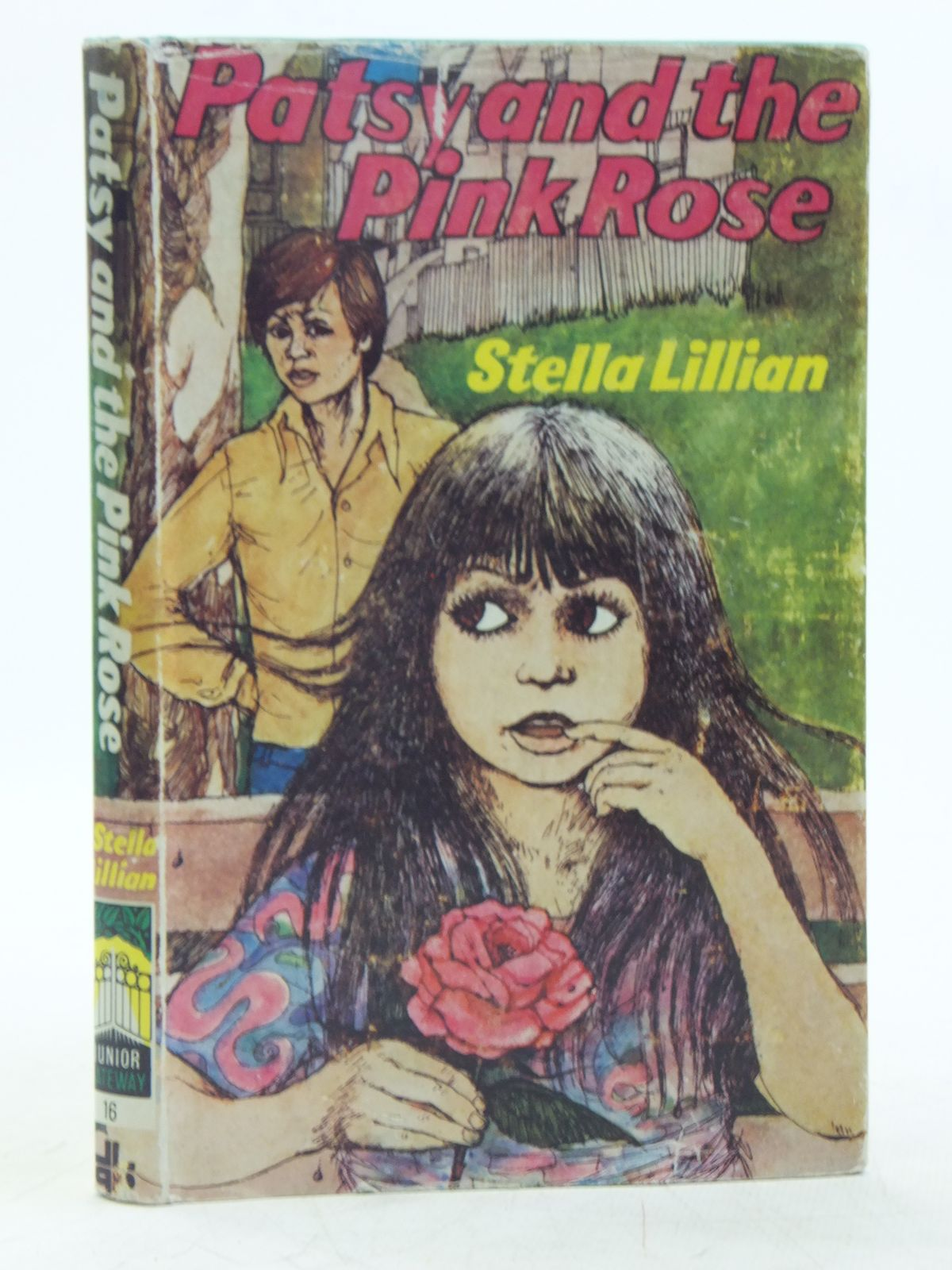 Photo of PATSY AND THE PINK ROSE- Stock Number: 2119234