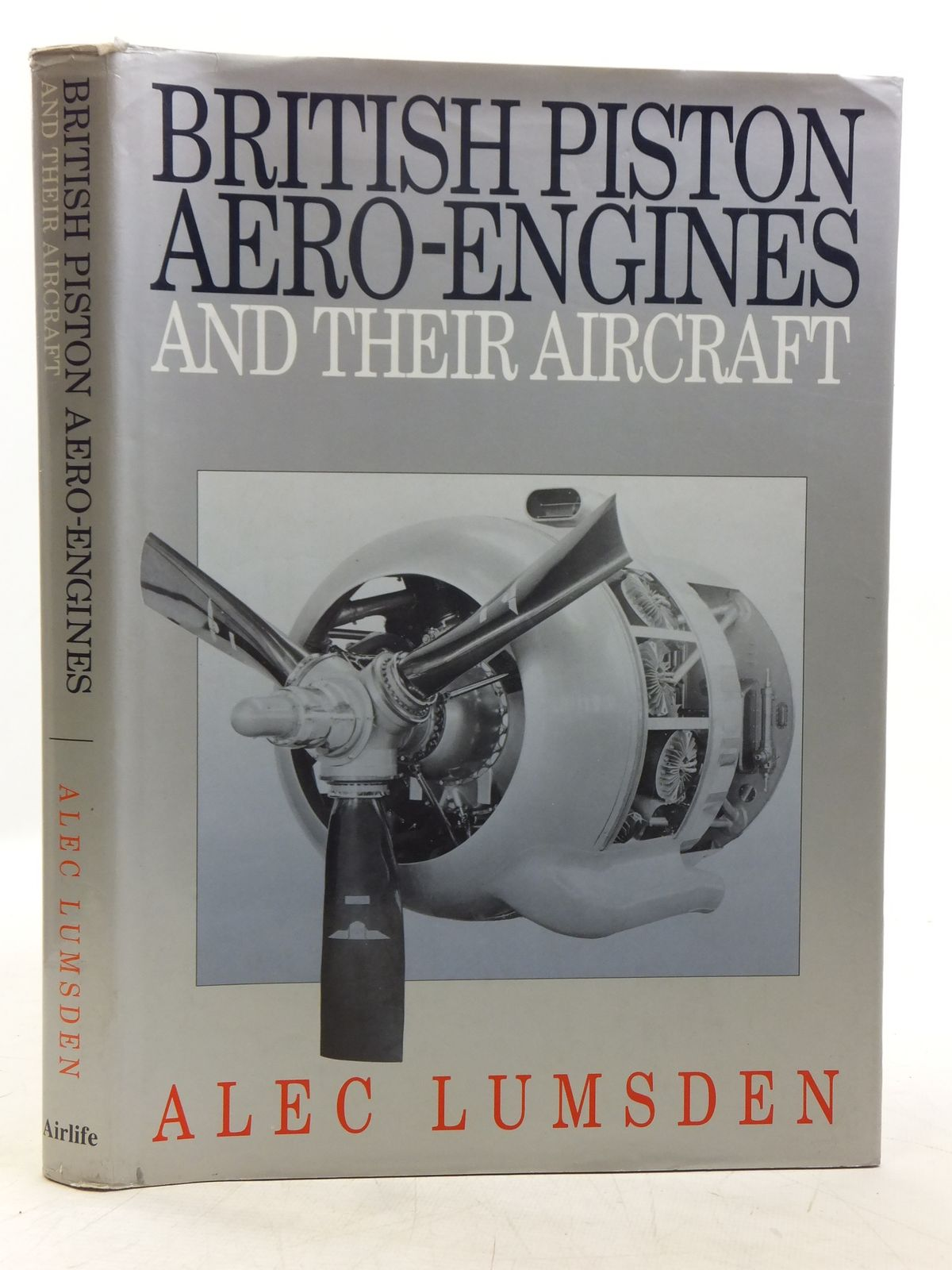 Photo of BRITISH PISTON AERO-ENGINES AND THEIR AIRCRAFT written by Lumsden, Alec published by Airlife (STOCK CODE: 2119360)  for sale by Stella & Rose's Books