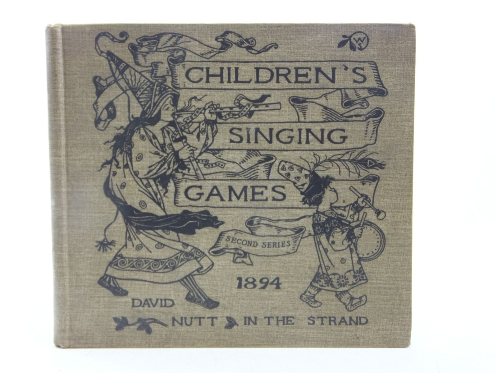 Photo of CHILDREN'S SINGING GAMES - SECOND SERIES- Stock Number: 2119375