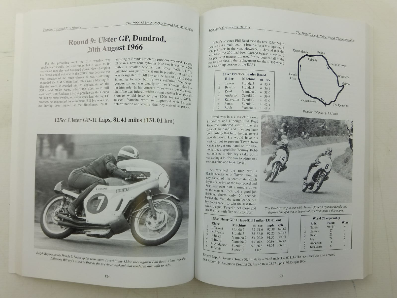 Photo of YAMAHA'S GLORIOUS GRAND PRIX HISTORY THE 1960S FACTORY TEAMS written by Gowenlock, Roger published by Roger Gowenlock (STOCK CODE: 2119390)  for sale by Stella & Rose's Books