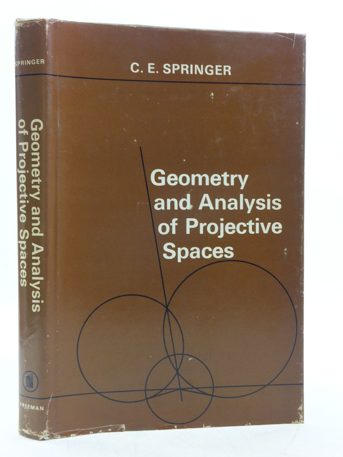 Photo of GEOMETRY AND ANALYSIS OF PROJECTIVE SPACES written by Springer, C.E. published by W.H. Freeman and Company (STOCK CODE: 2119595)  for sale by Stella & Rose's Books