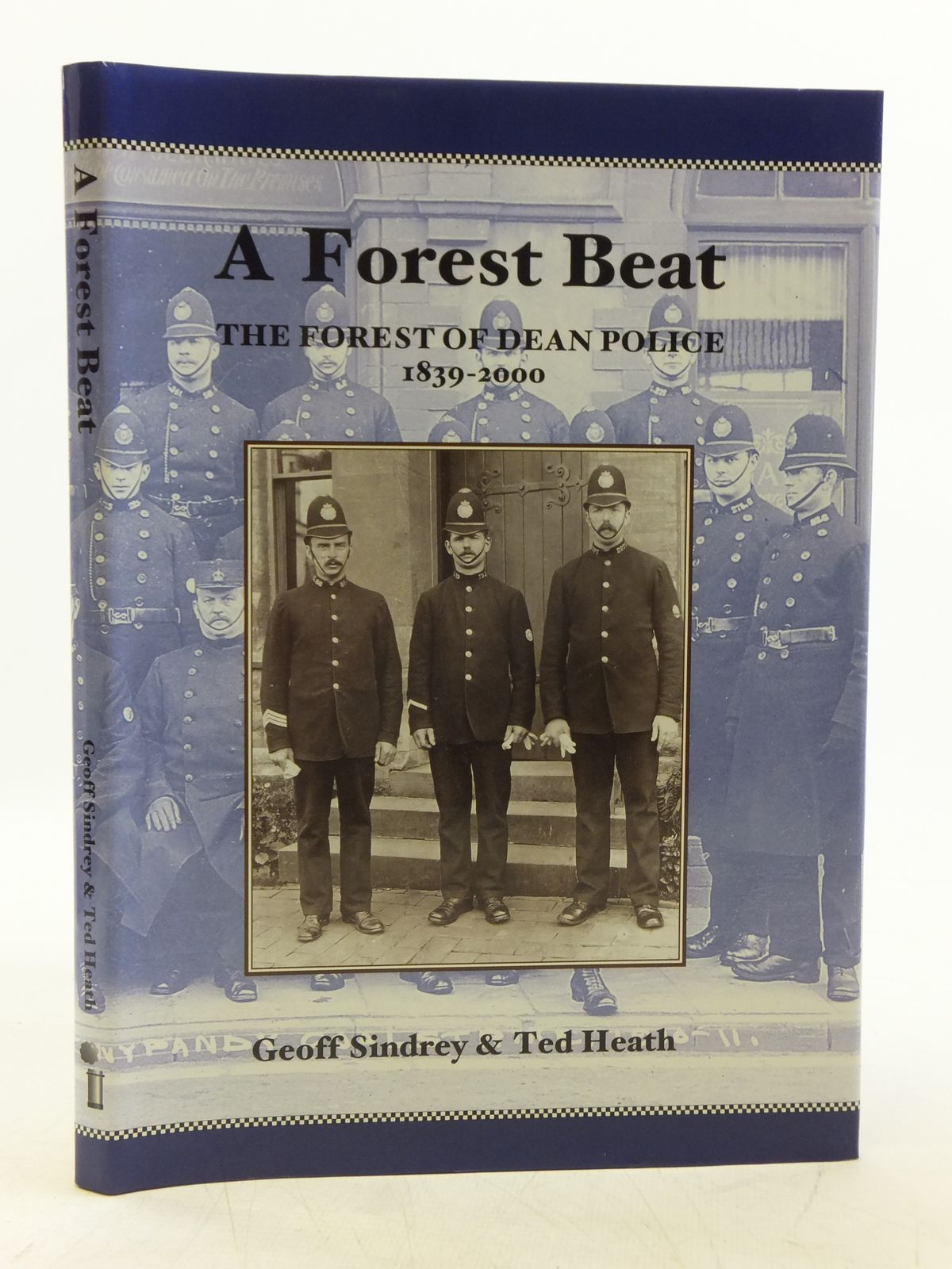 Photo of A FOREST BEAT written by Sindrey, Geoff Heath, Ted published by Black Dwarf Publications (STOCK CODE: 2119633)  for sale by Stella & Rose's Books