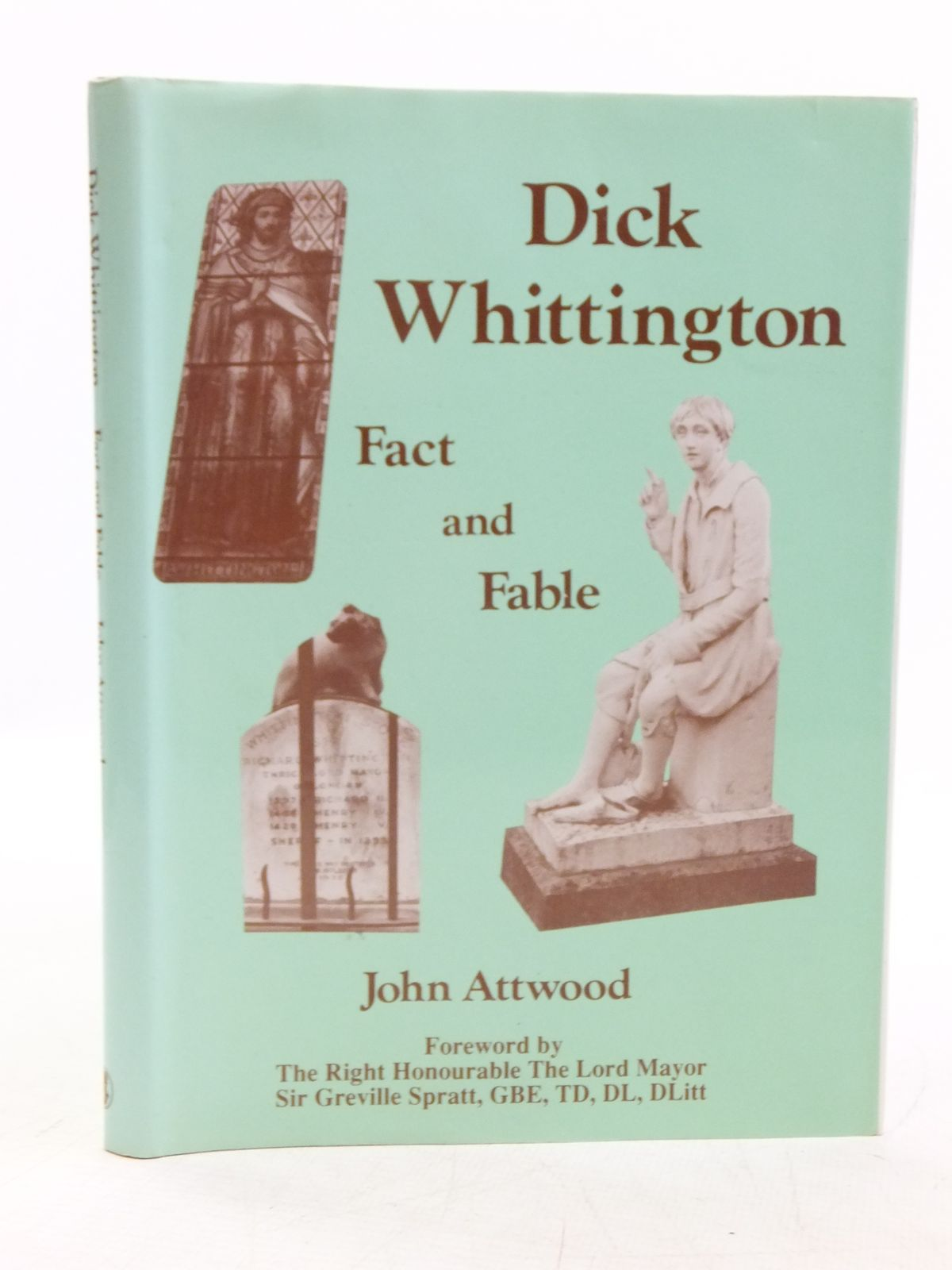 Photo of DICK WHITTINGTON FACT AND FABLE- Stock Number: 2119732