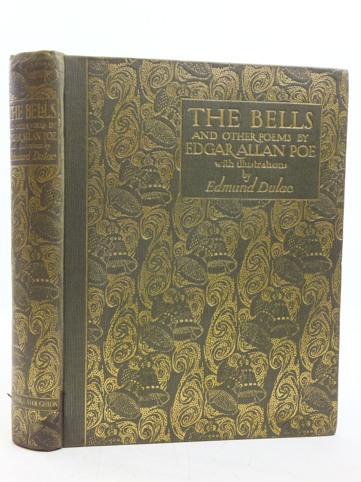 Photo of THE BELLS AND OTHER POEMS written by Poe, Edgar Allan illustrated by Dulac, Edmund published by Hodder & Stoughton (STOCK CODE: 2119791)  for sale by Stella & Rose's Books