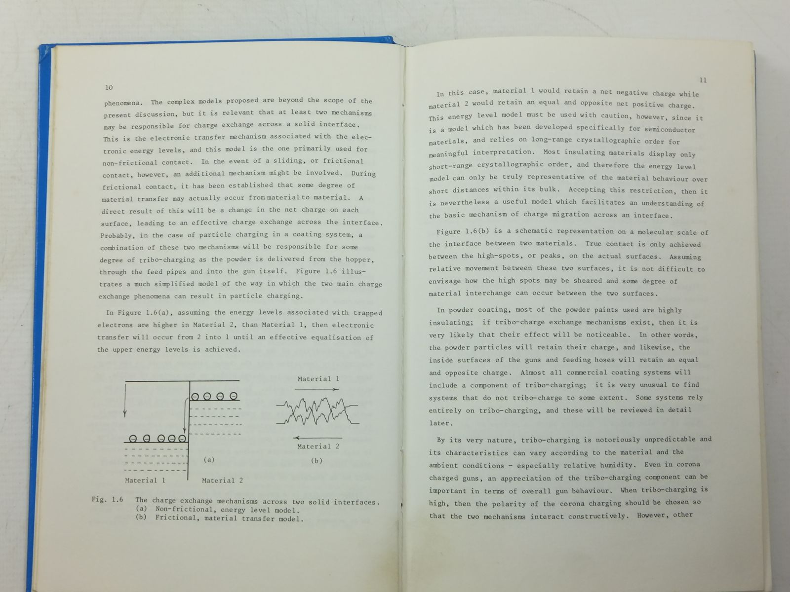 Photo of ELECTROSTATIC POWDER COATING written by Hughes, J.F. published by Research Studies Press (STOCK CODE: 2119812)  for sale by Stella & Rose's Books