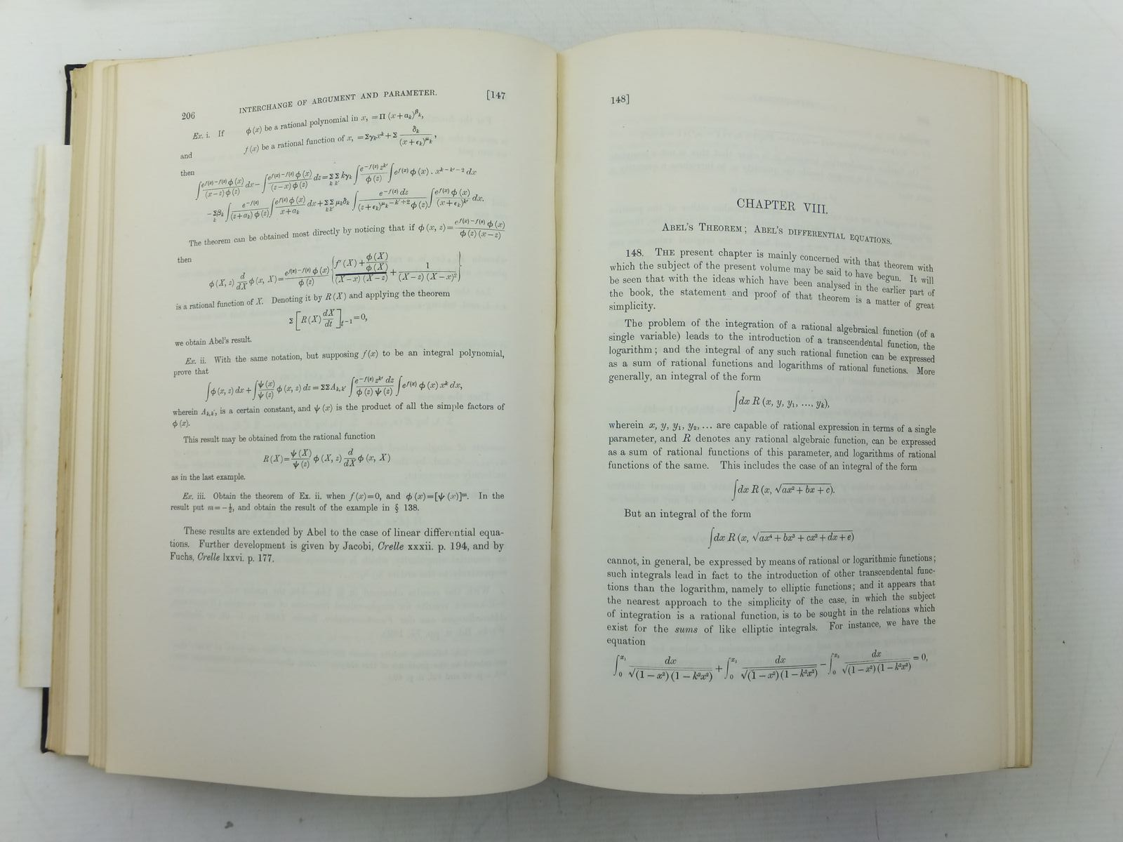 Photo of ABEL'S THEOREM AND THE ALLIED THEORY INCLUDING THE THEORY OF THE THETA FUNCTIONS written by Baker, H.F. published by Cambridge University Press (STOCK CODE: 2119822)  for sale by Stella & Rose's Books