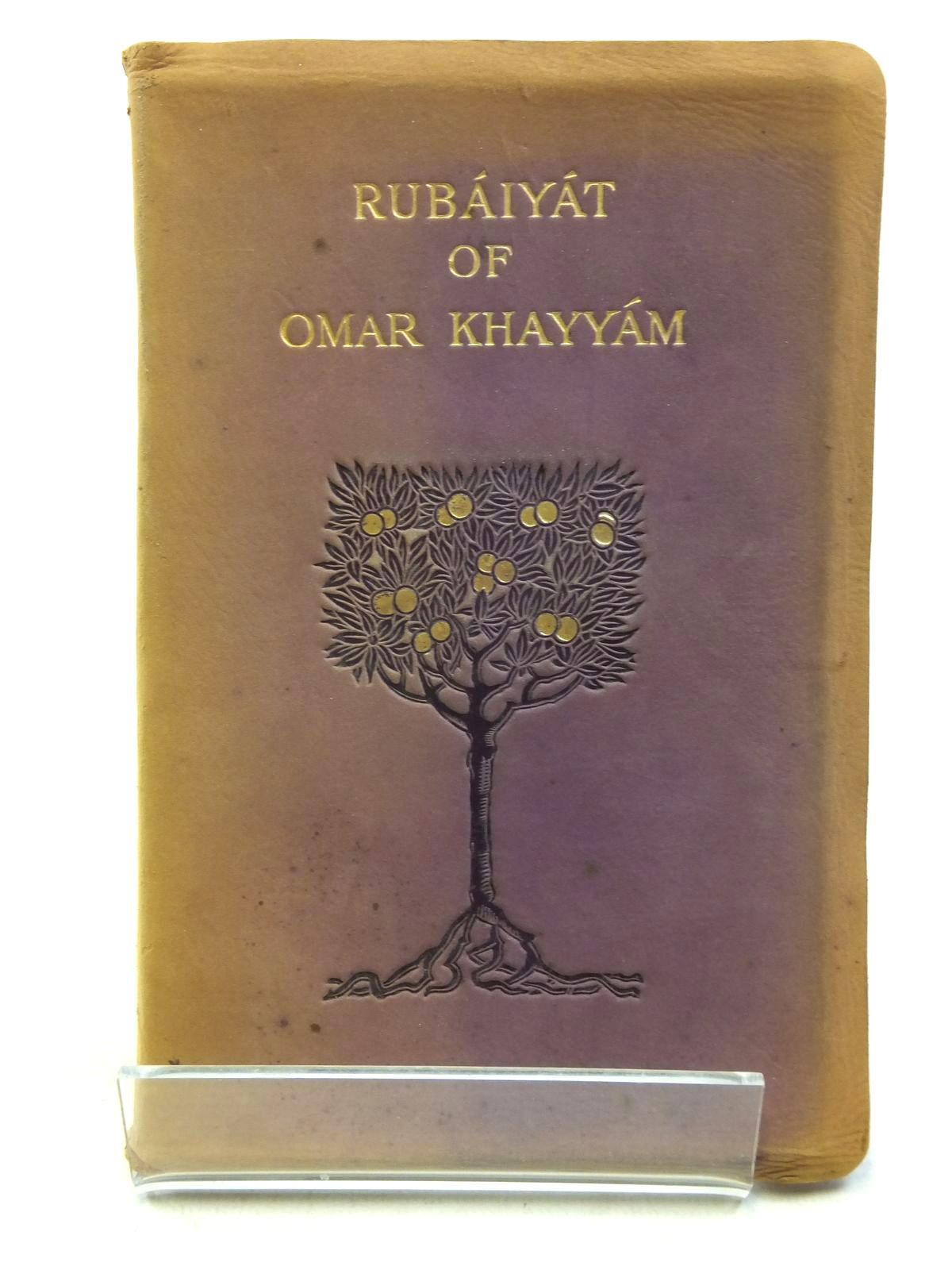 Photo of RUBAIYAT OF OMAR KHAYYAM- Stock Number: 2119852