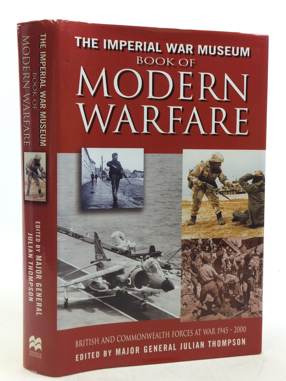 Photo of THE IMPERIAL WAR MUSEUM BOOK OF MODERN WARFARE- Stock Number: 2119857