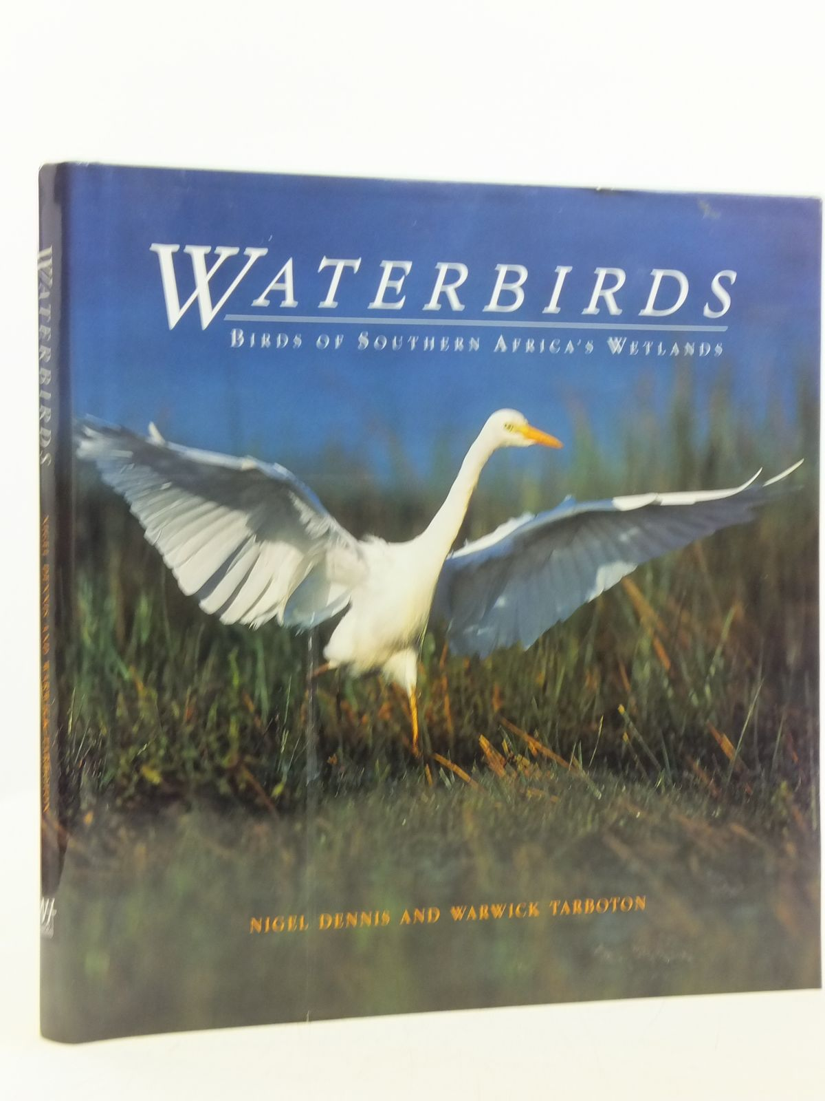 Photo of WATERBIRDS BIRDS OF SOUTHERN AFRICA'S WETLANDS written by Tarboton, Warwick Dennis, Nigel published by New Holland (STOCK CODE: 2119861)  for sale by Stella & Rose's Books