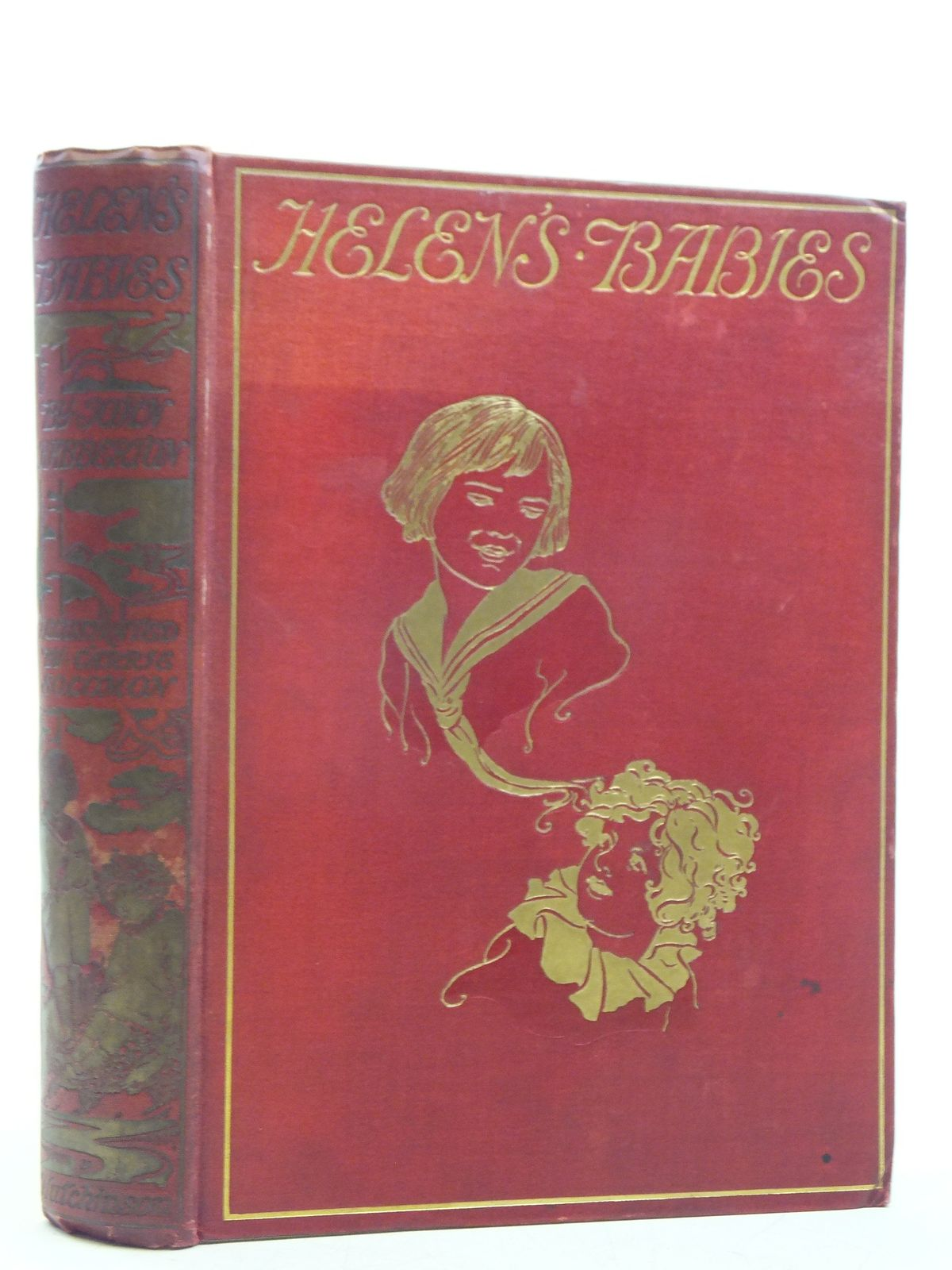 Photo of HELEN'S BABIES written by Habberton, John illustrated by Solomon, Carrie published by Hutchinson & Co. (STOCK CODE: 2119974)  for sale by Stella & Rose's Books