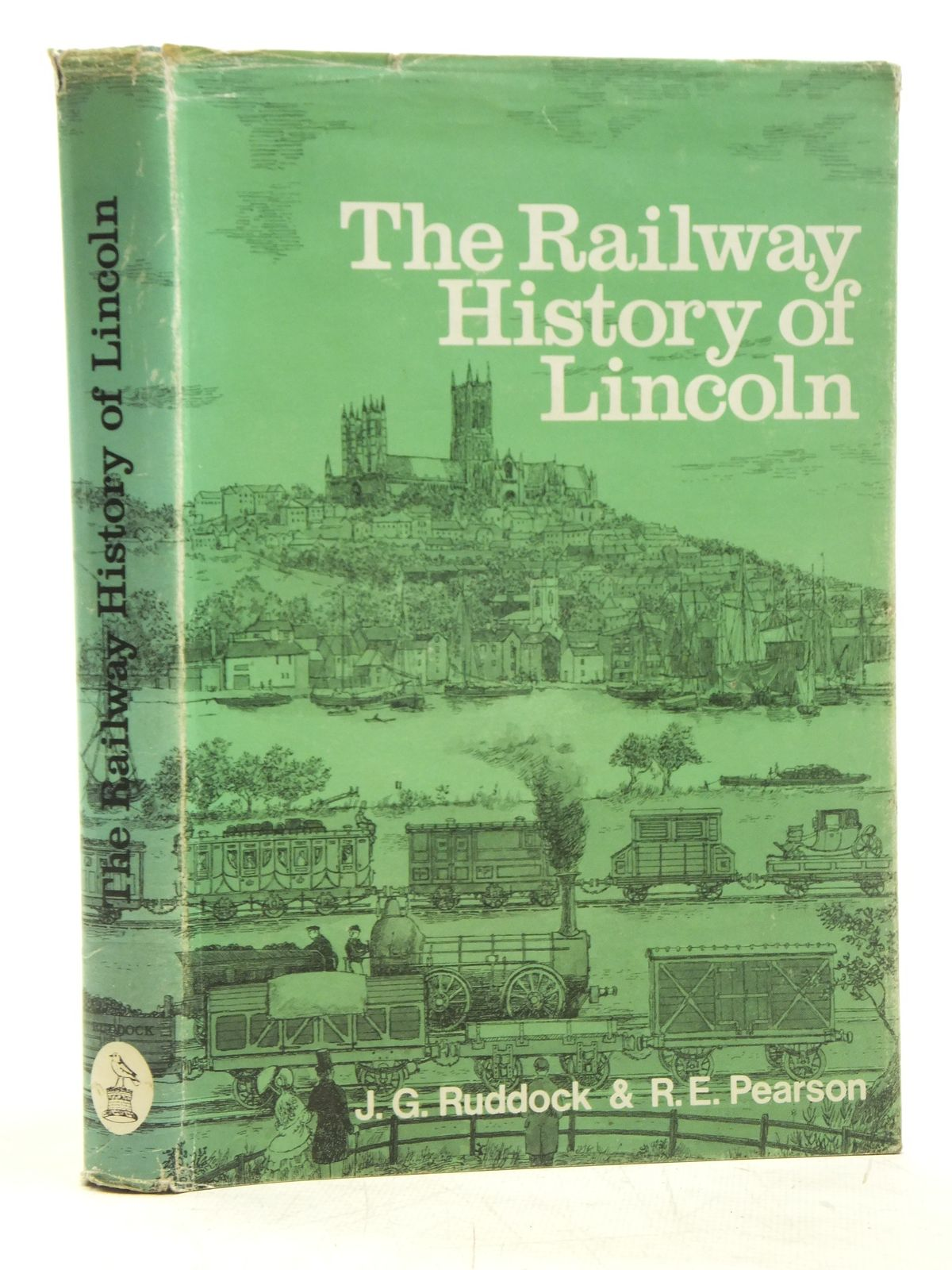 Photo of THE RAILWAY HISTORY OF LINCOLN- Stock Number: 2119982