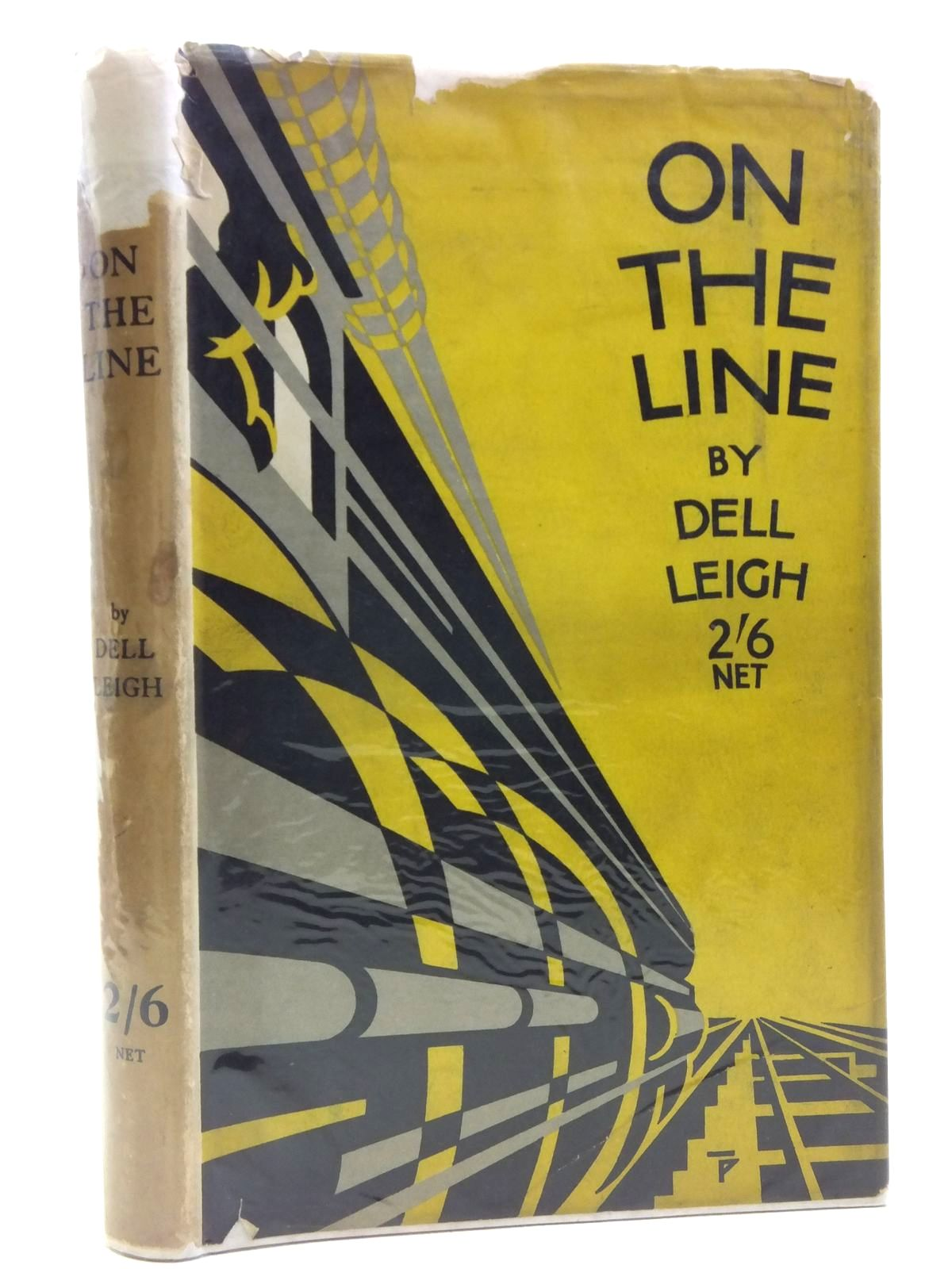 Photo of ON THE LINE written by Leigh, Dell illustrated by Mason, Frank H.<br />Lingstrom, Freda published by Richard Clay &amp; Sons Ltd. (STOCK CODE: 2119989)  for sale by Stella & Rose's Books